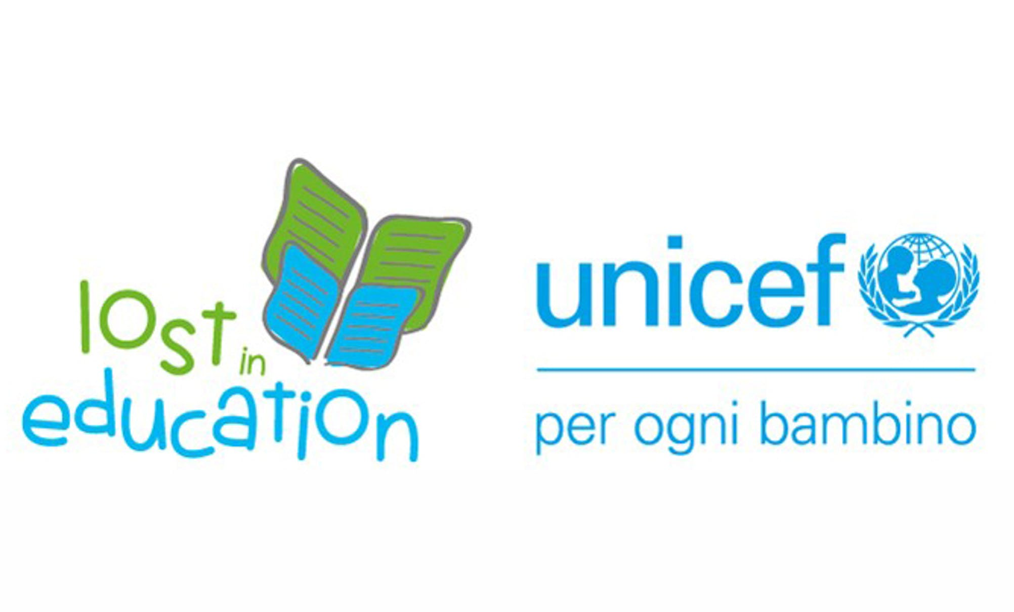 logo lost in edu e unicef.jpg
