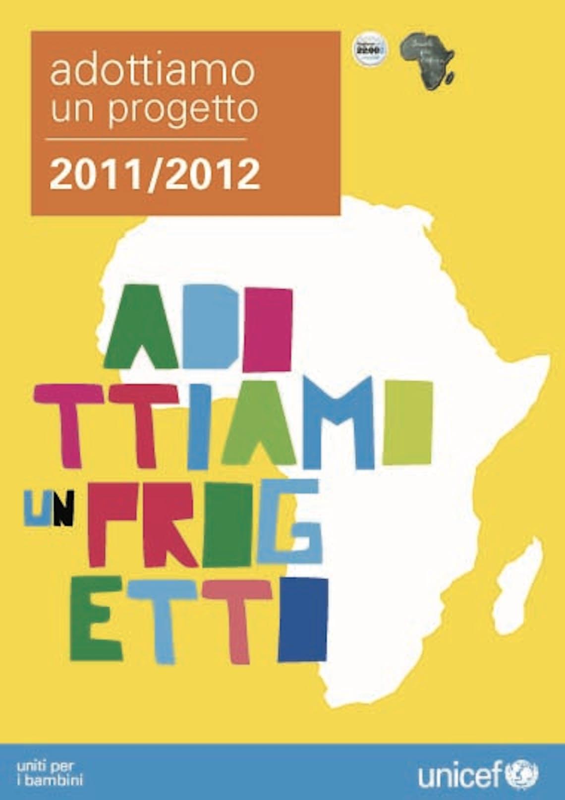 Adottiamo un progetto  2011-2012