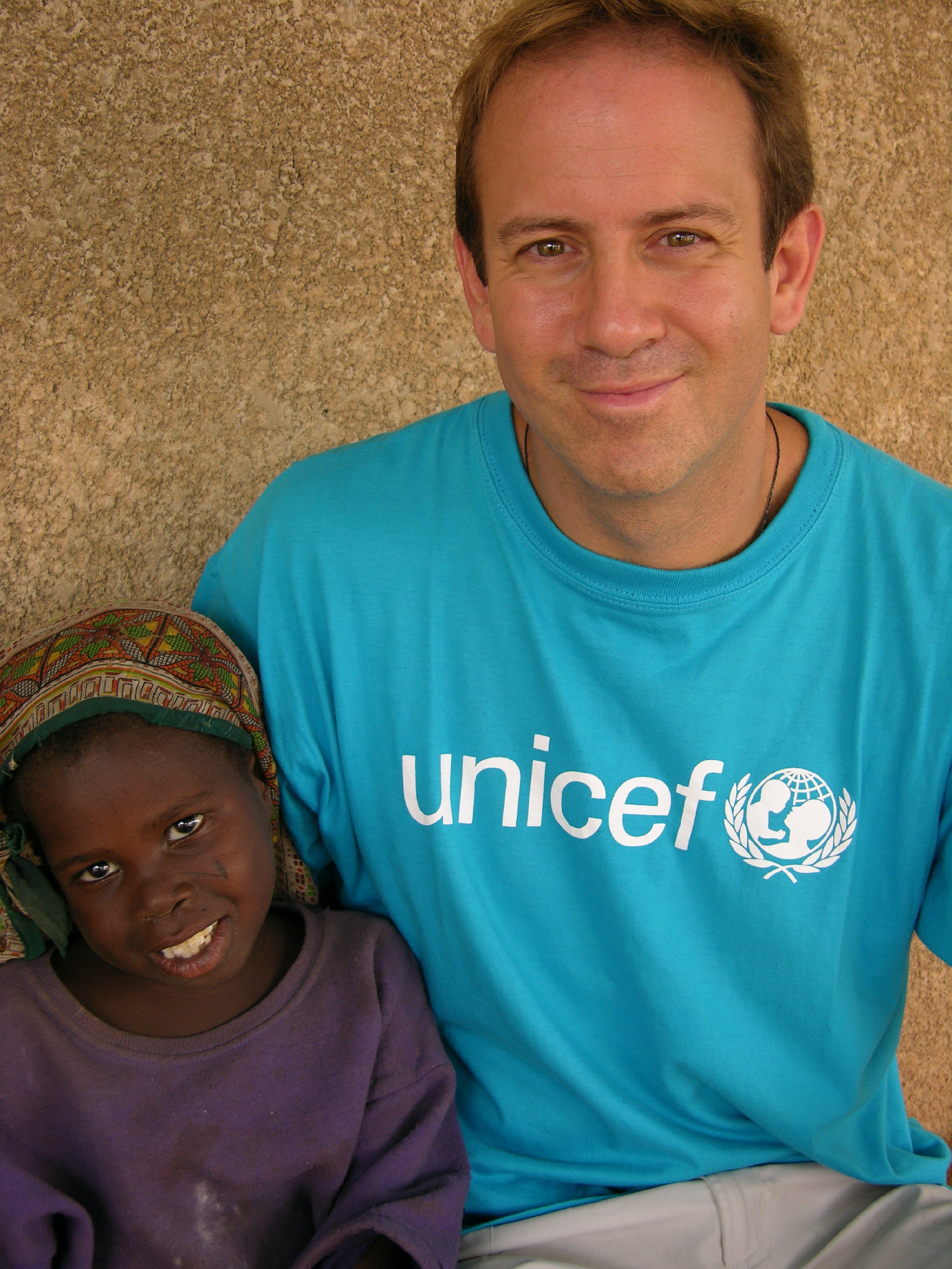 Lavorare con l'UNICEF significa avere al proprio fianco un partner efficiente ed efficace che lavora in tutto il mondo