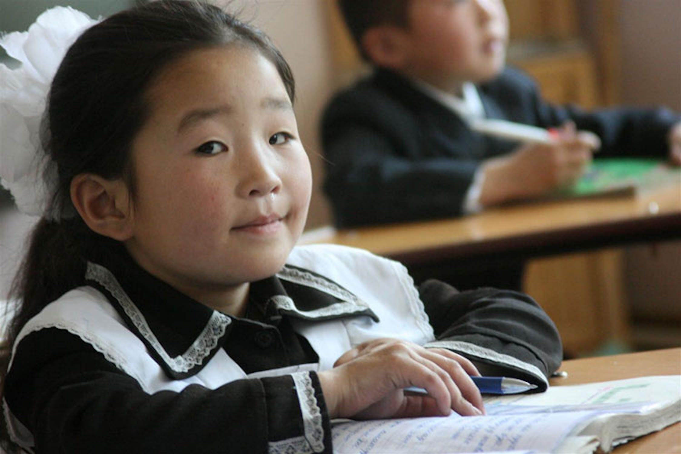 ©UNICEF Mongolia/2008-0021/Zet