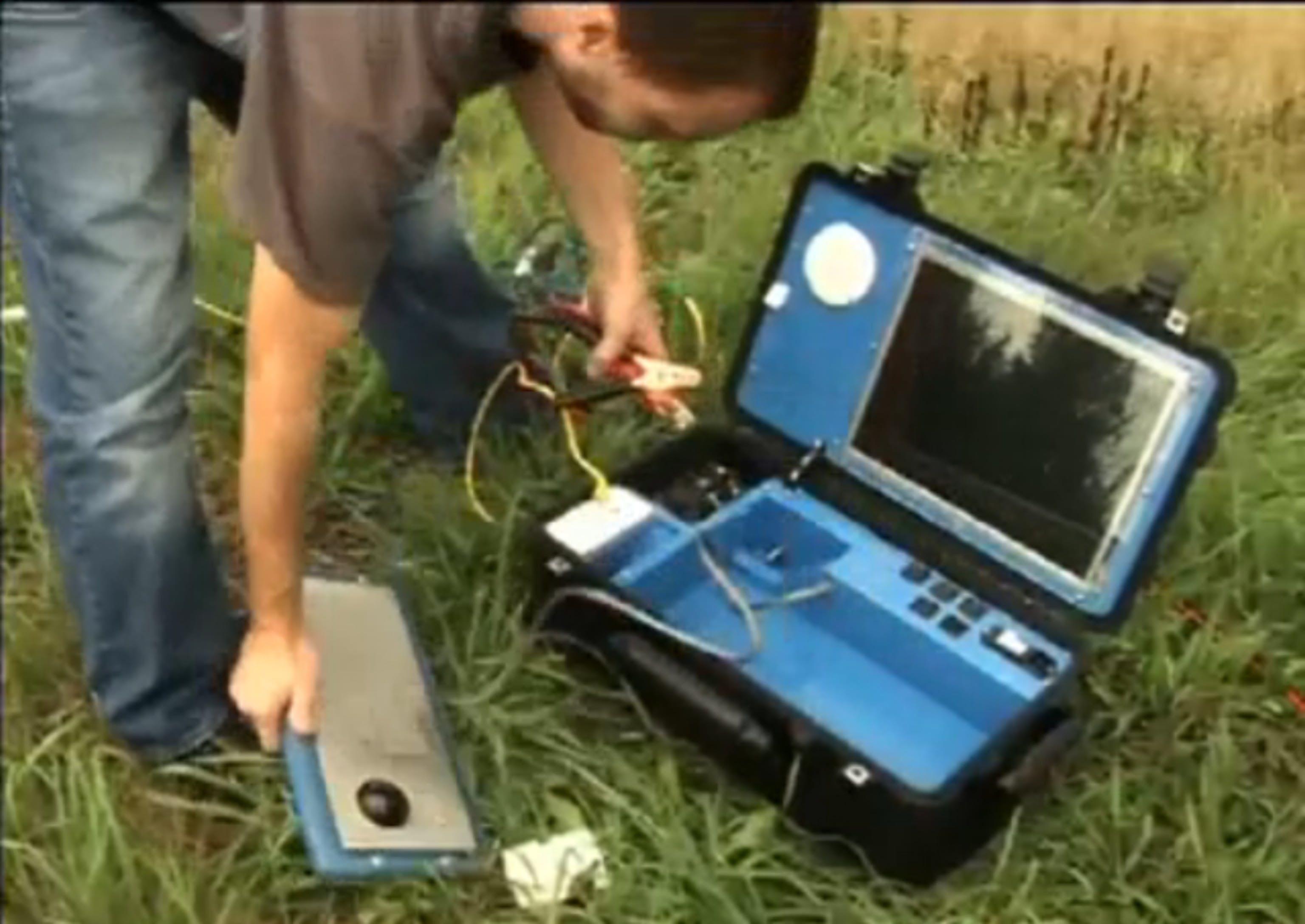 Bee, il computer utilizzato dall'UNICEF per comunicare nelle situazioni di emergenza