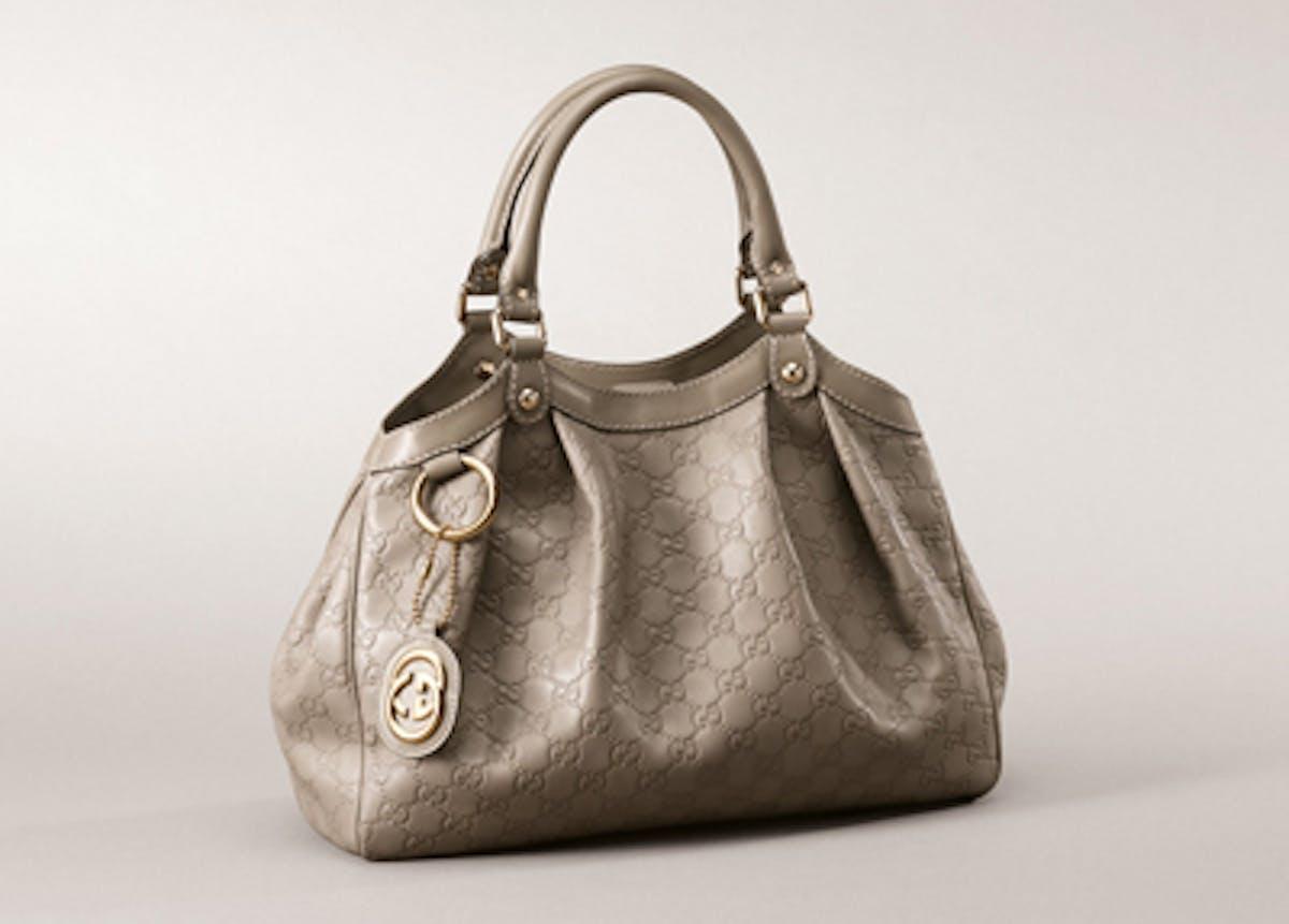 La borsa Sukey di Gucci