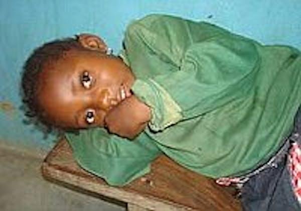 Cecilia, la protagonista di questa storia ©UNICEF/Repubblica Democratica del Congo/2009