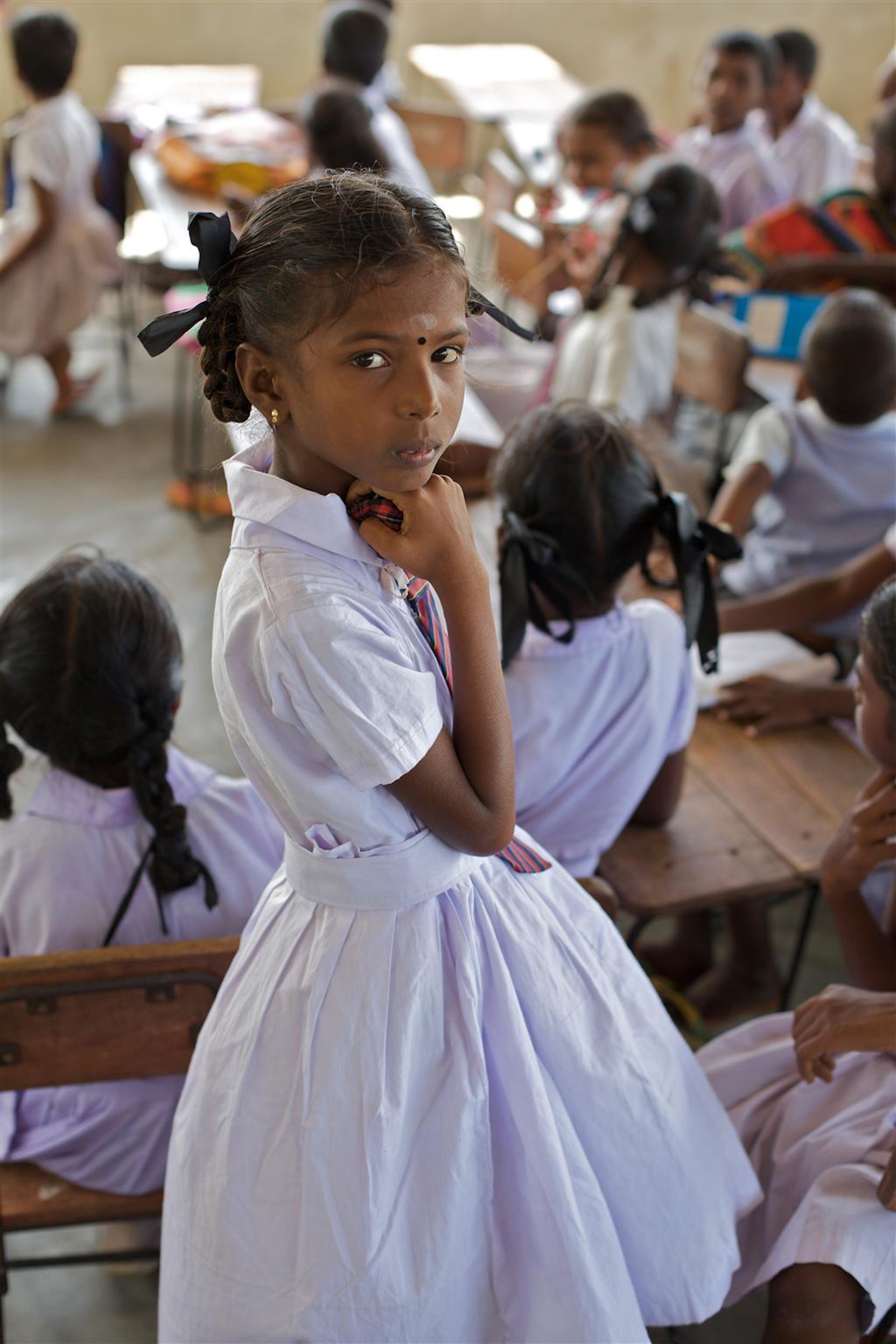 Sri Lanka: la storia di Dilushana