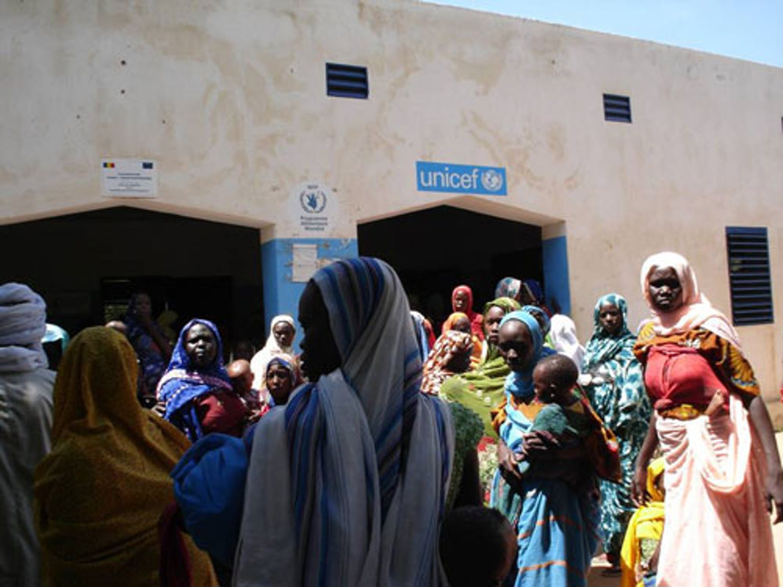 Centro sanitario di Mongo. ©Bianca Nicolini