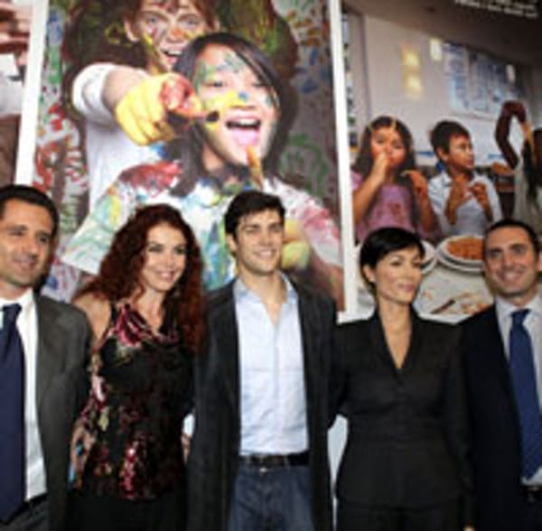 Gala di Bolle per UNICEF