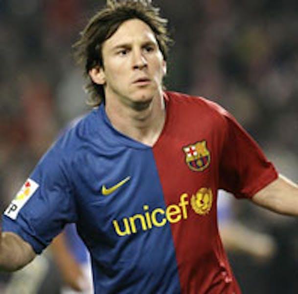 Leo Messi F C Barcellona