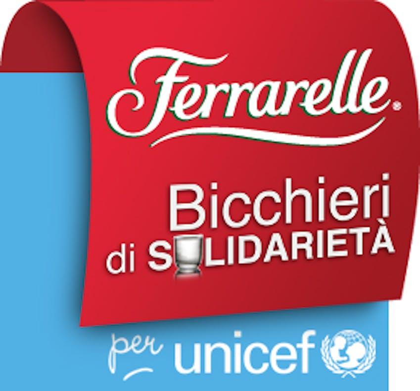 Ferrarelle per UNICEF con l'iniziativa Bicchieri di Solidarietà su Facebook