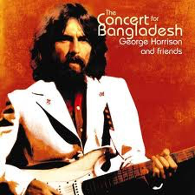 Il concert for Bangladesh del 1971 disponibile ora su iTunes
