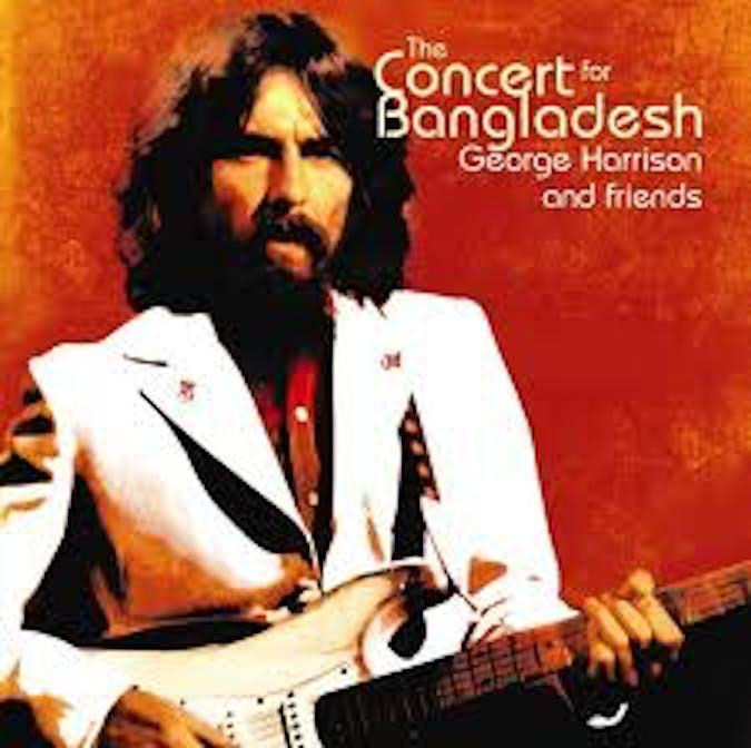 Il concert for Bangladesh del 1971 disponibile ora su iTunes
