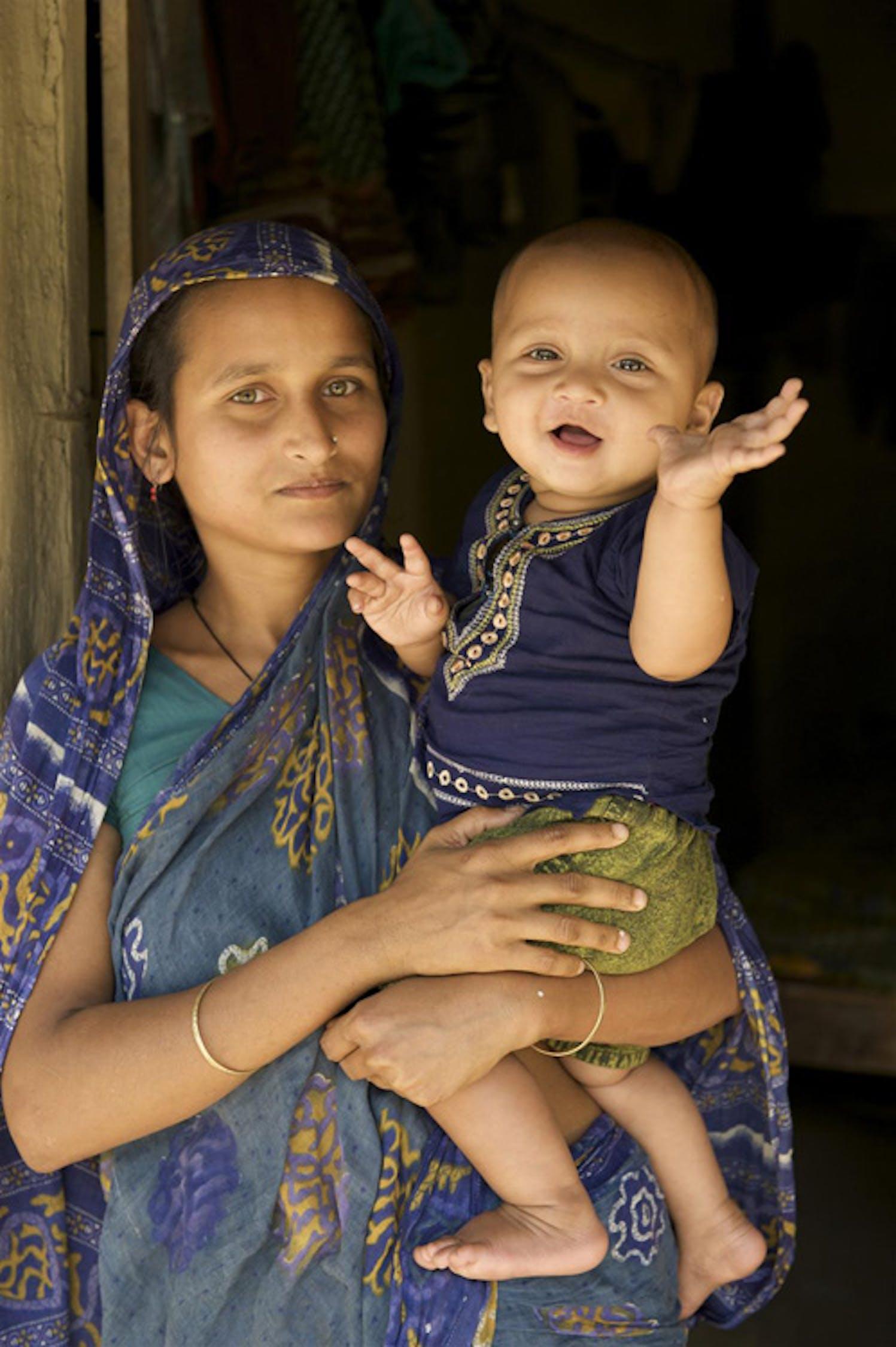 Bangladesh - ©UNICEF/NYHQ2009-0600/Noorani