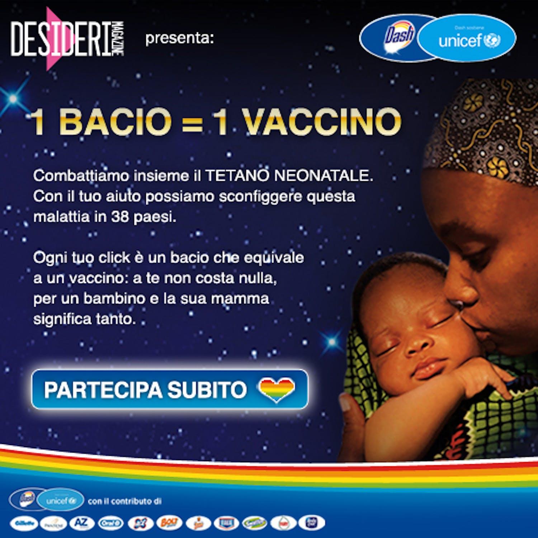sul sito www.missionebonta.it è possibile aderire all'iniziativa promossa da P&G per combattere il tetano neonatale