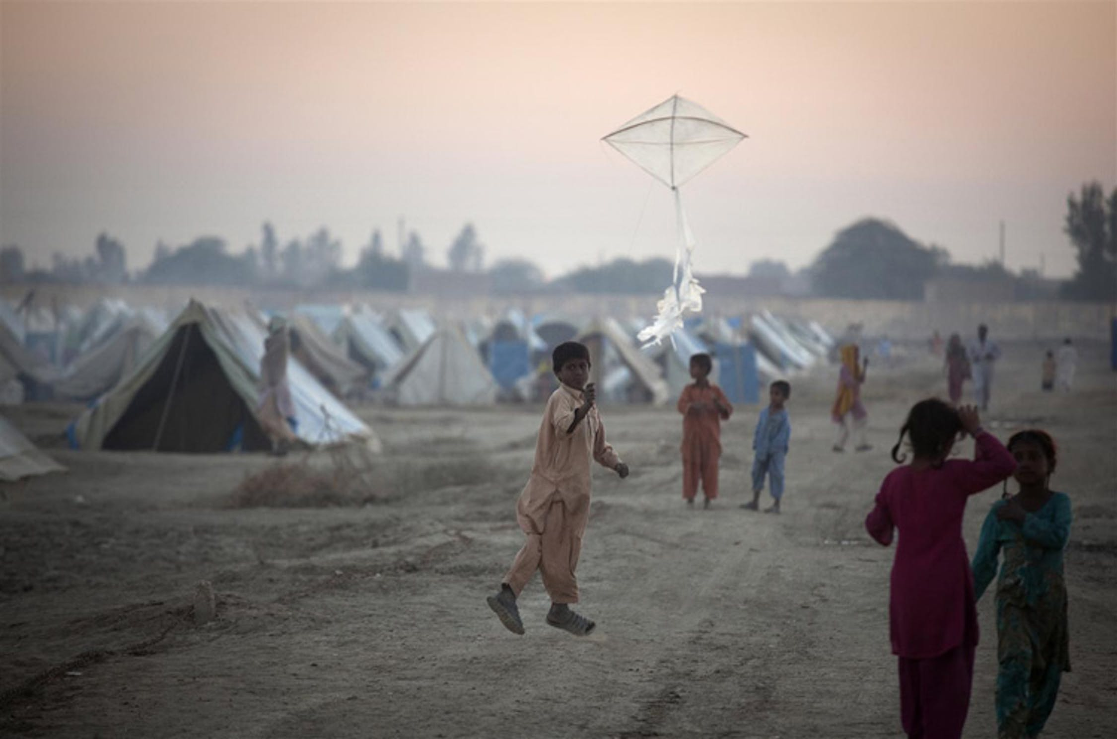 Pakistan - ©UNICEF/NYHQ2010-2733/Ramoneda