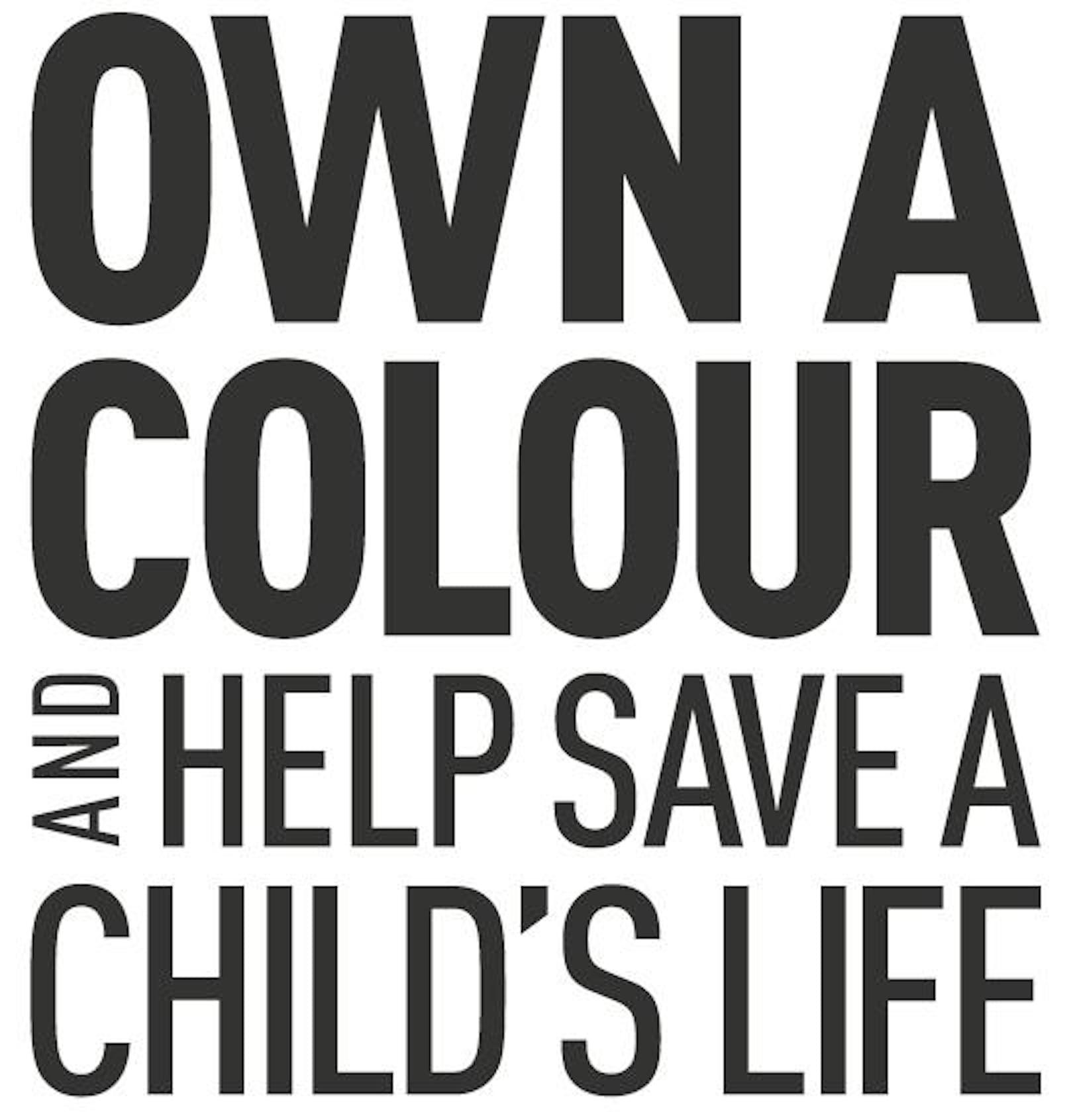 Dona un colore scegliendolo sul sito www.ownacolour.com