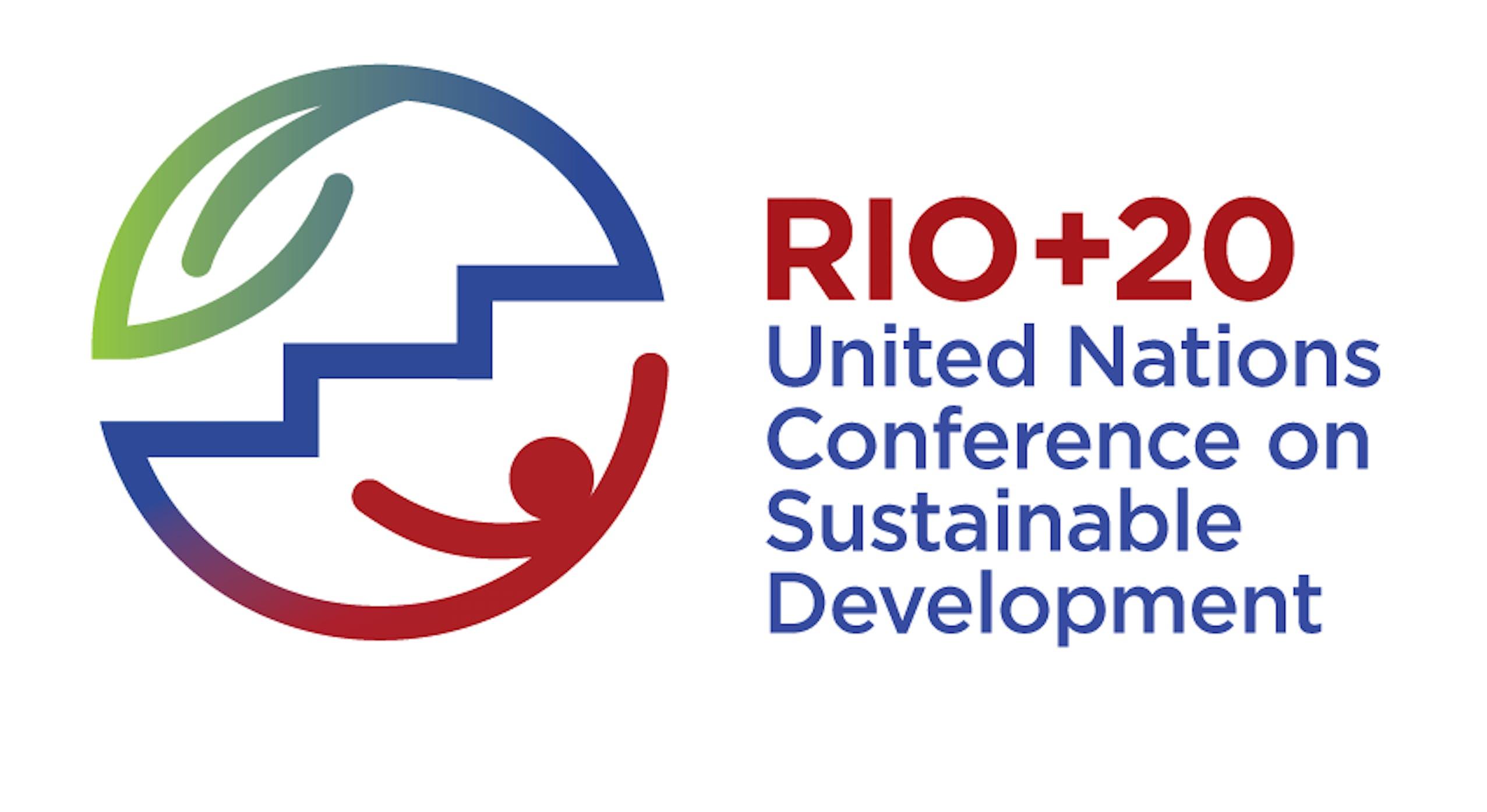 Rio+20 - Conferenza delle Nazioni Unite sullo Sviluppo Sostenibile
