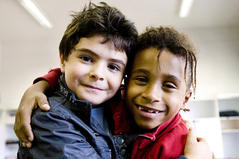 Alunni Scuola Elementare Bottego Bologna ©Ada_Lombardi_UNICEF_Italia