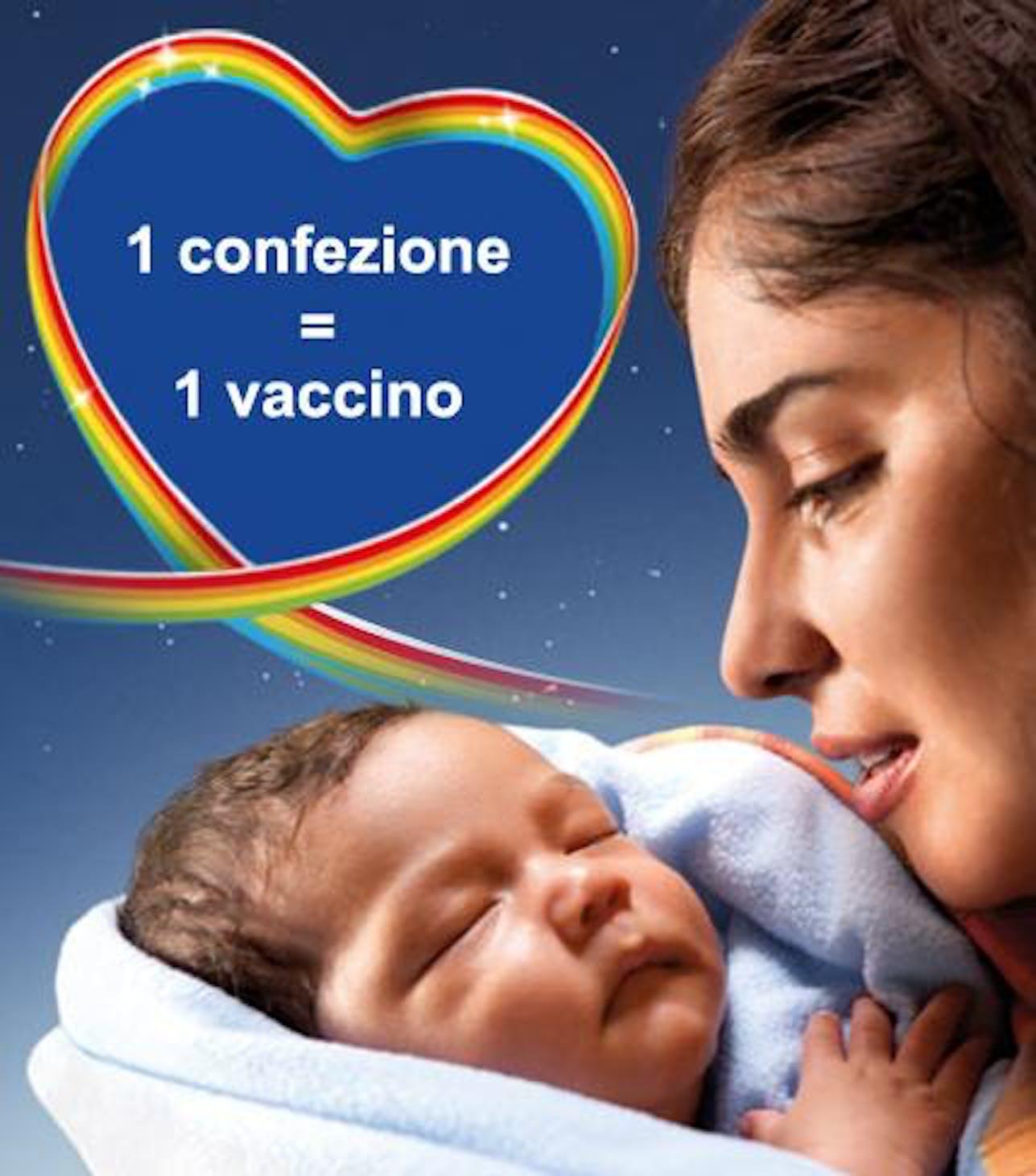 P&G sostiene l'UNICEF nella lotta al tetano neonatale
