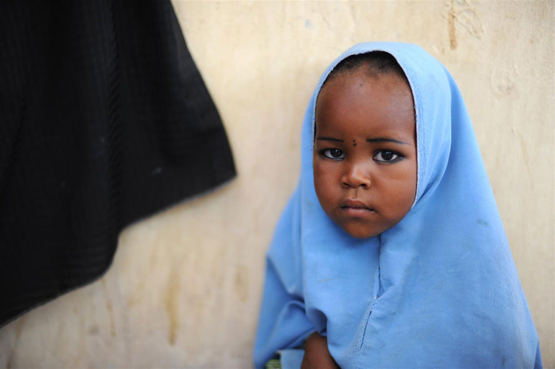 Una bambina di Bauchi (Nigeria) - ©UNICEF/NYHQ2009-0455/Gangale