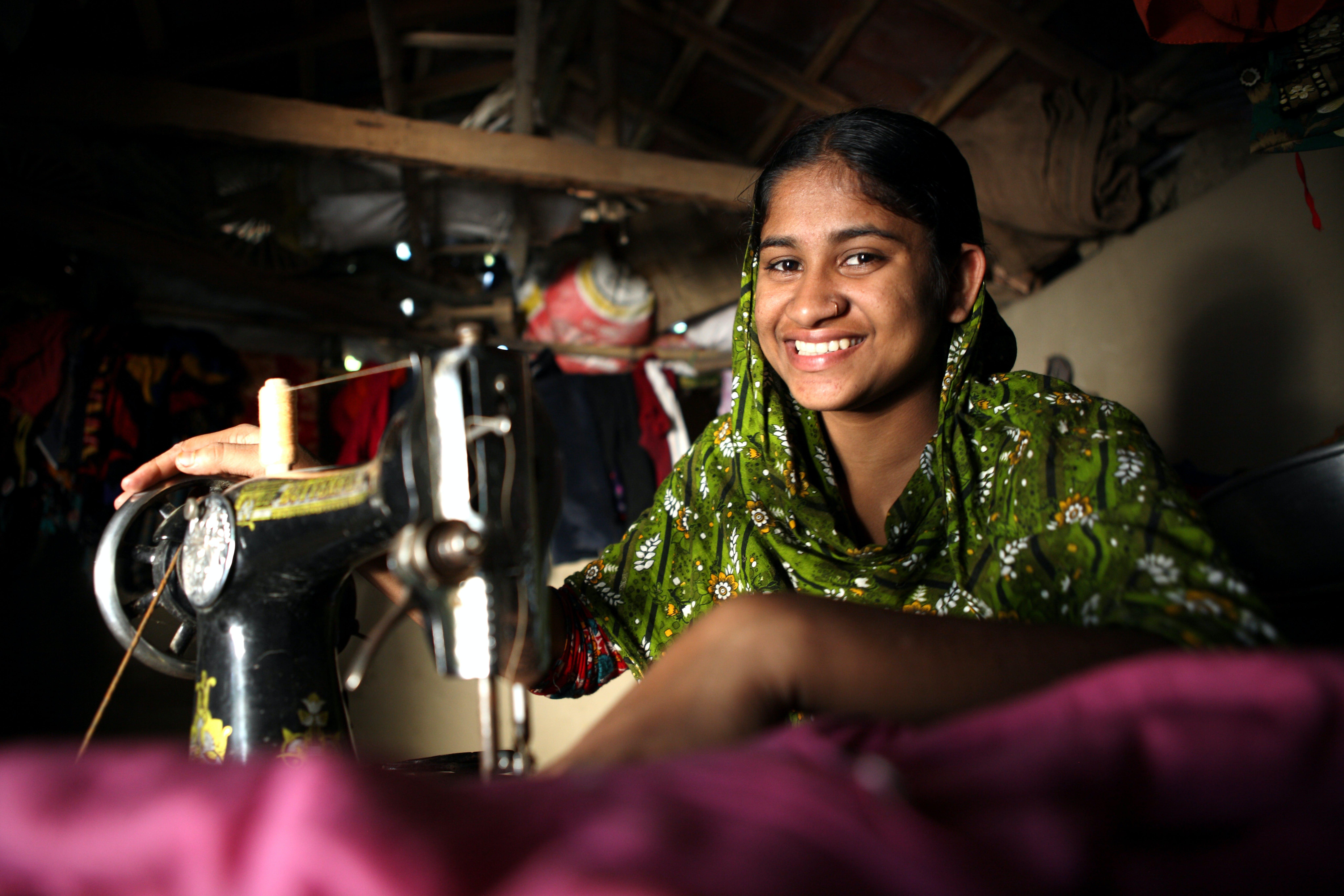 Aysha Khatun, 16 anni - Bangladesh