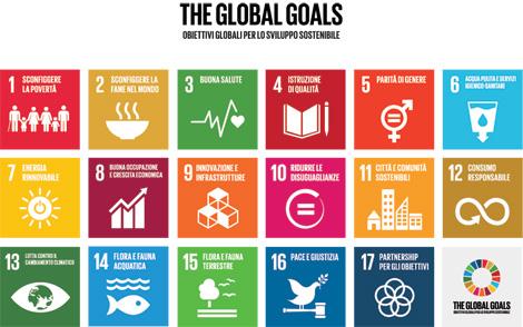 Gli Obiettivi di Sviluppo Sostenibile 2016-2030