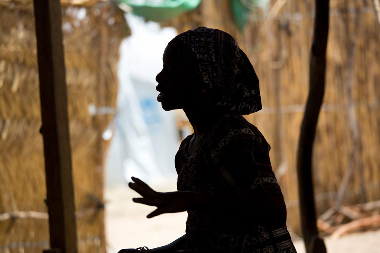 Fati, 16 anni, la ragazza protagonista di questa storia - ©UNICEF/UN015783/Prinsloo