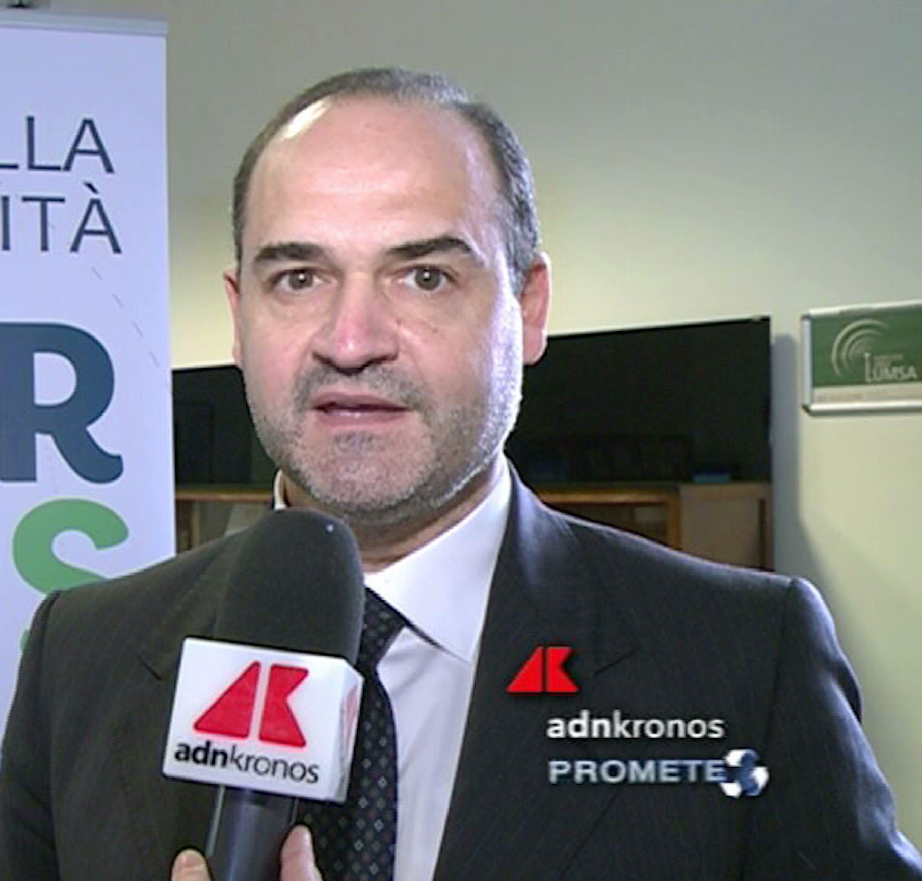Riccardo Calvi, responsabile Comunicazione di Procter & Gamble Italia e di FaterSMART
