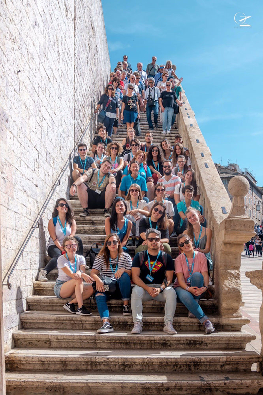 Un momento dell'incontro di Assisi - ©UNICEF Italia/Giacomo Migliorina