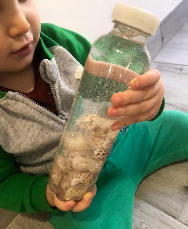 Bottigliette sensoriali