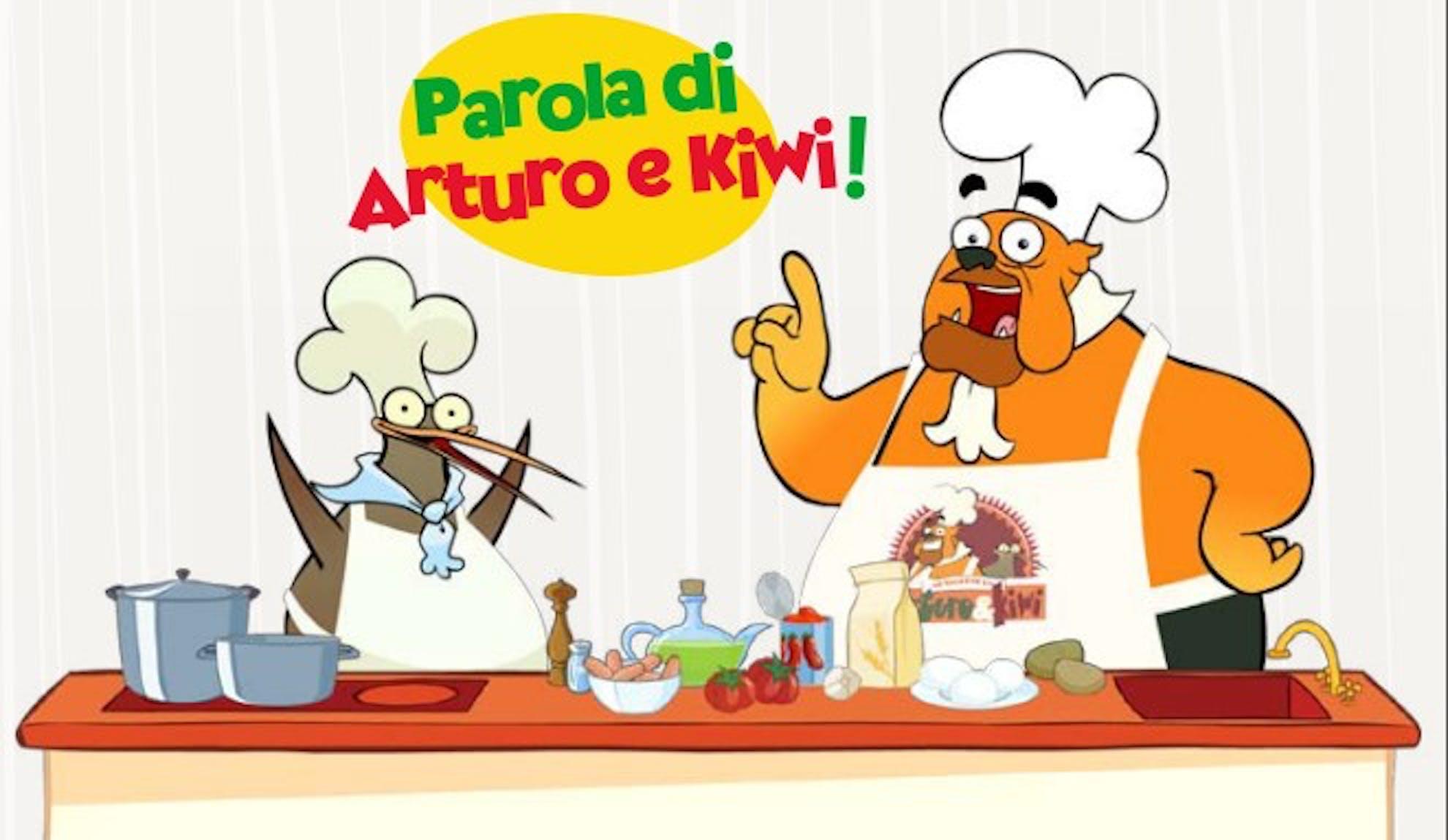 Arturo e Kiwi