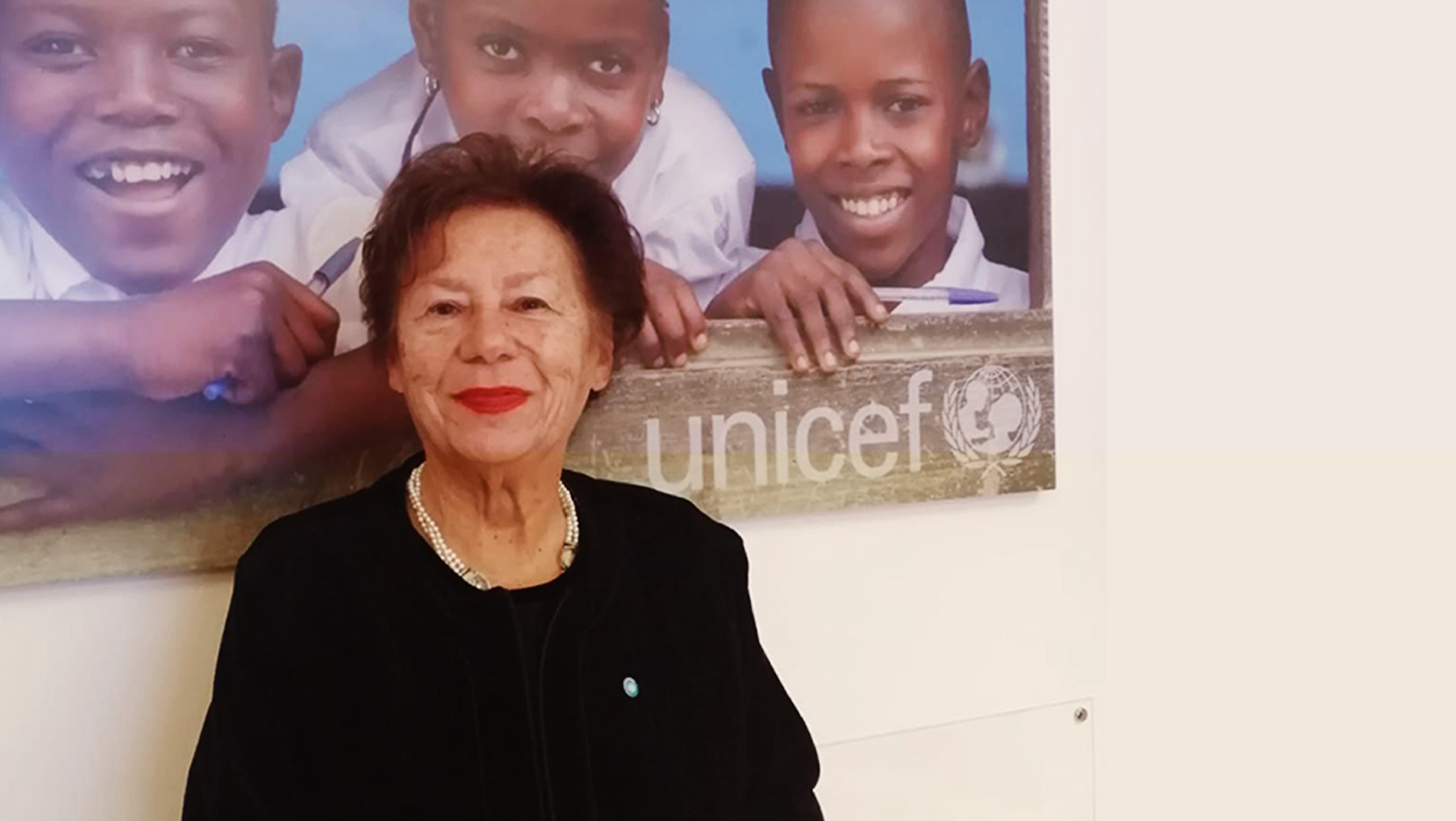 nomina presidente UNICEF Carmela Pace