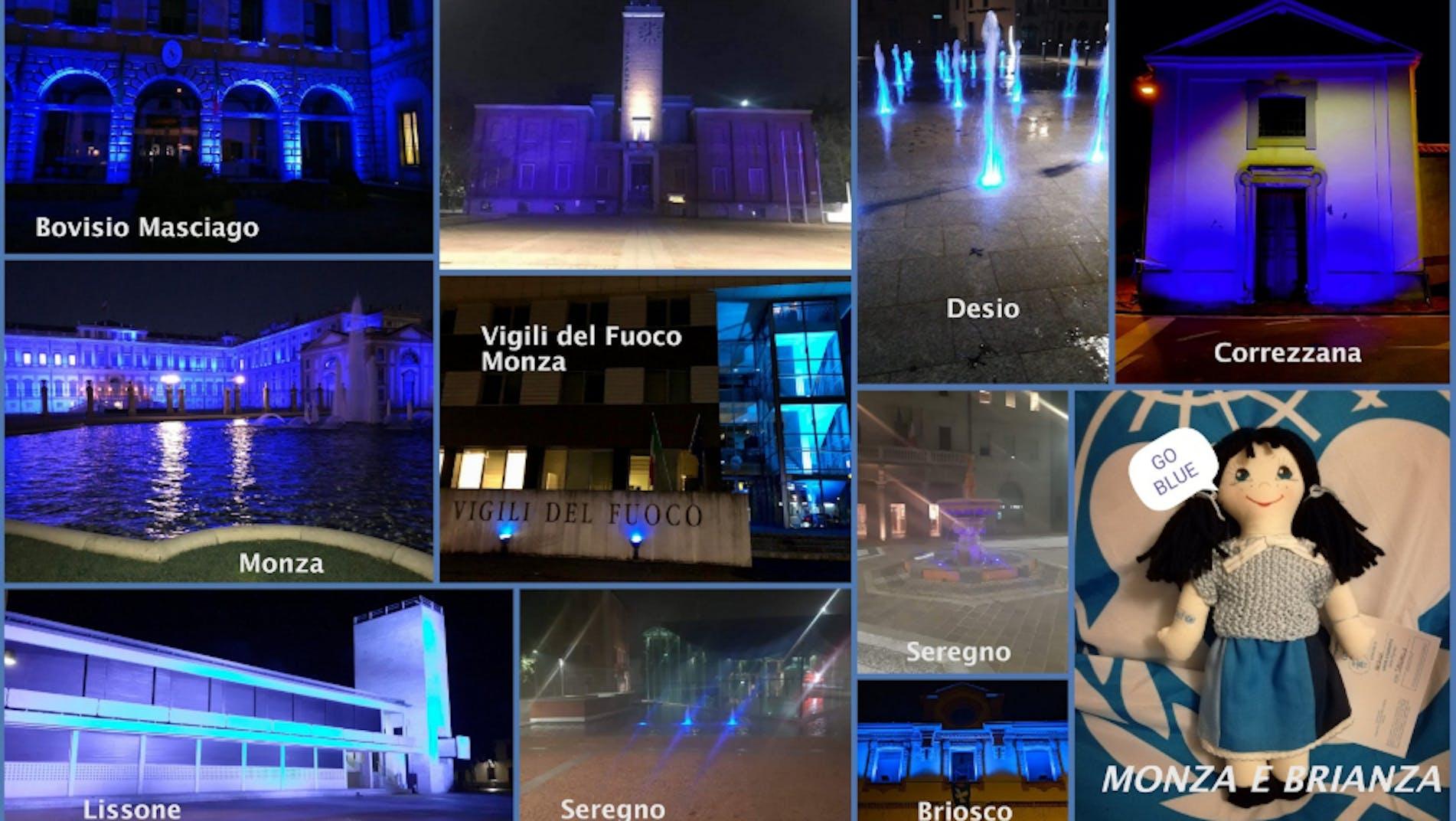 Go Blue Monza Brianza