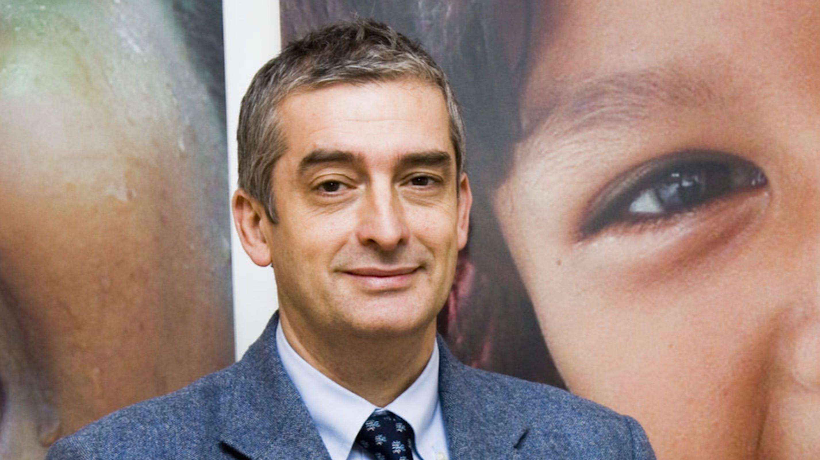 Paolo Rozera, direttore generale UNICEF Italia - ©UNICEF Italia/2015/Alessandro Longobardi