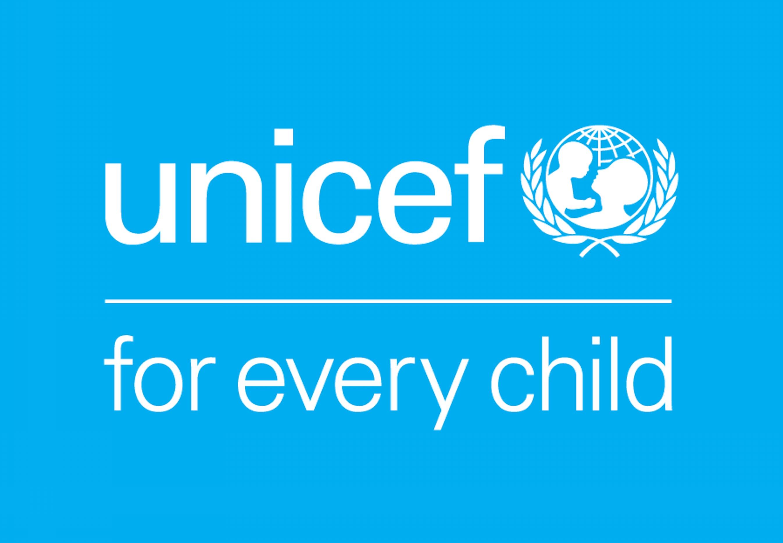 logo UNICEF verticale