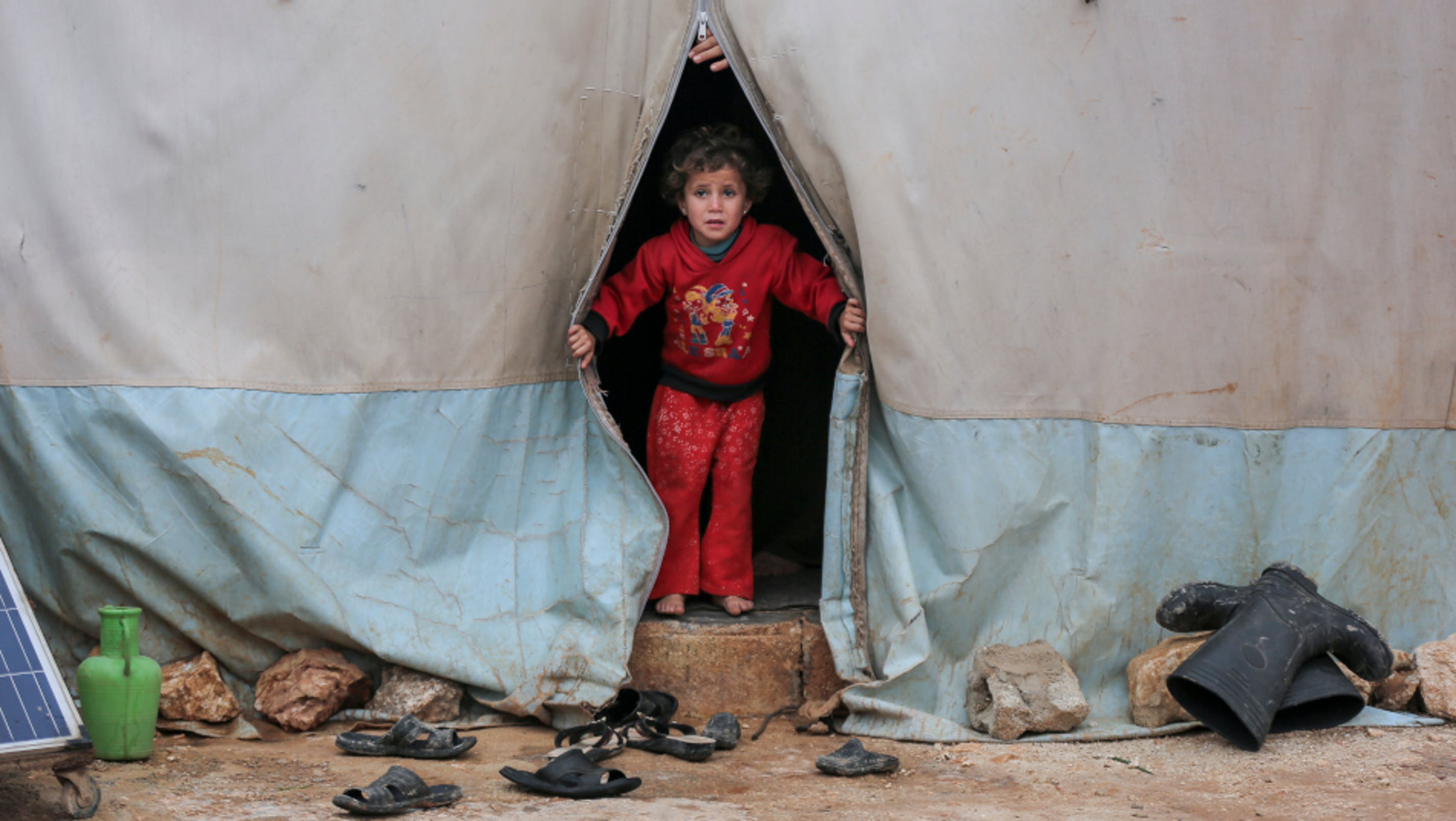 bambino, siria,tenda
