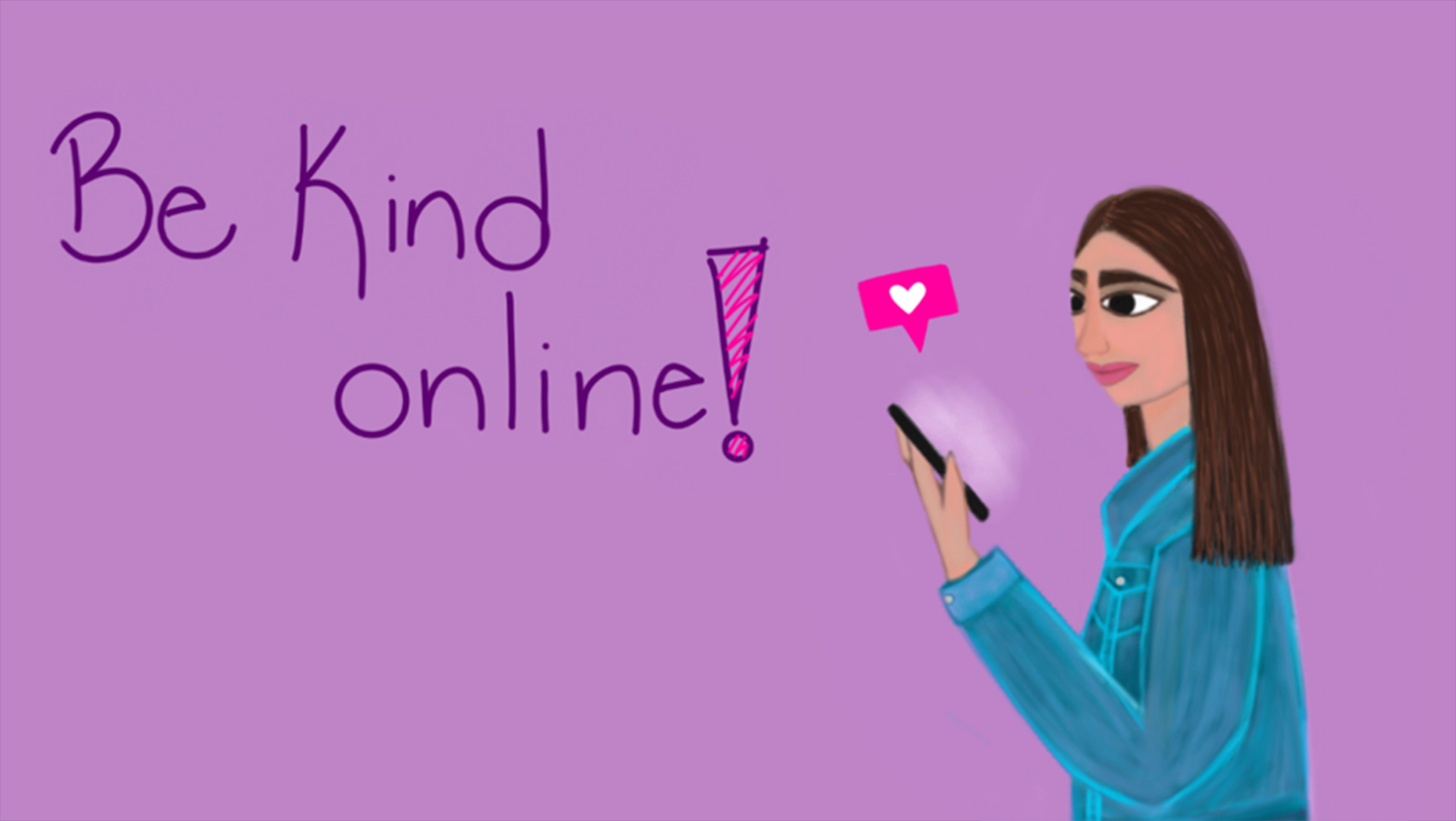 Kindness online, infografica 3