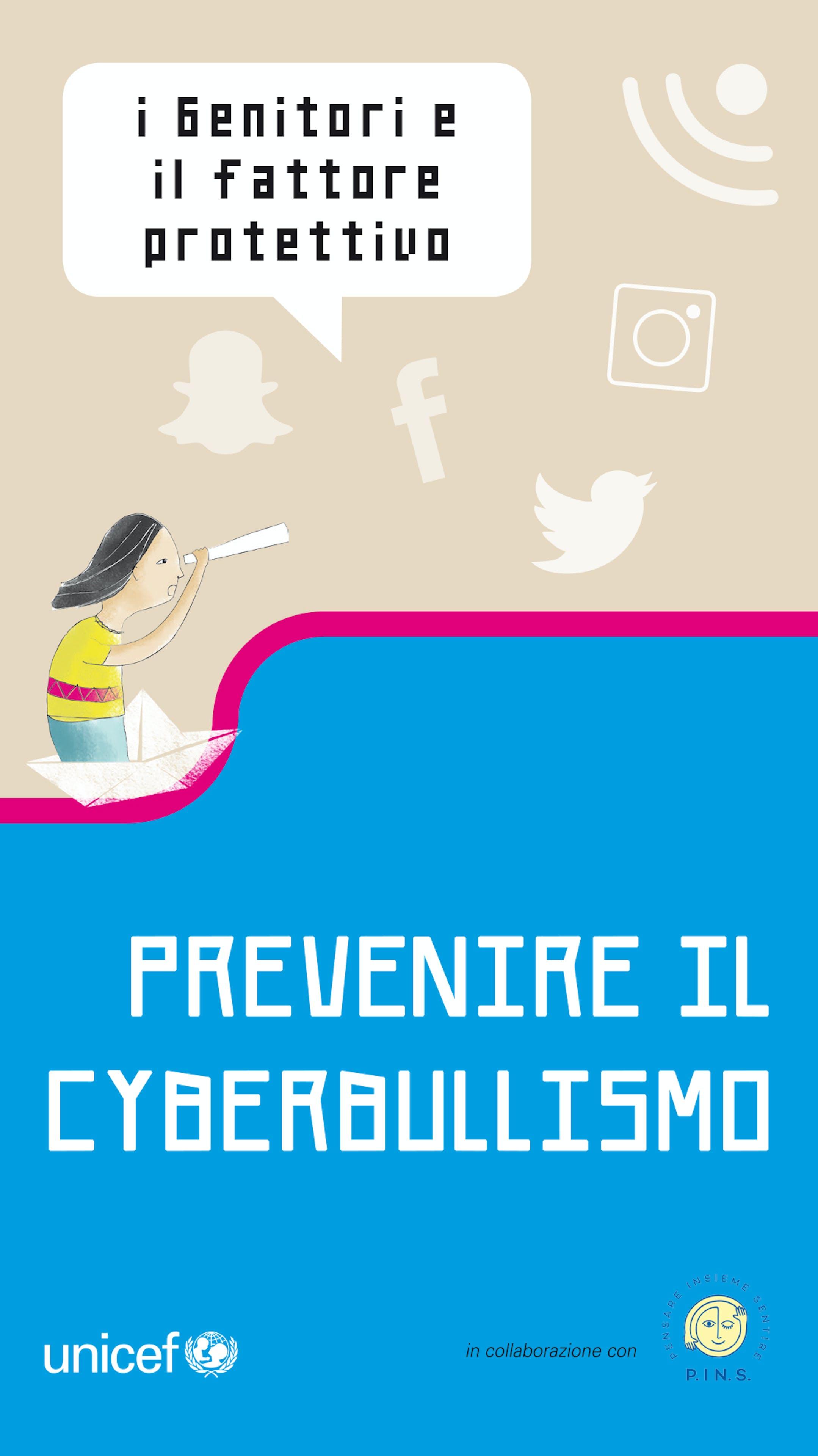 Prevenire il Cyberbullismo