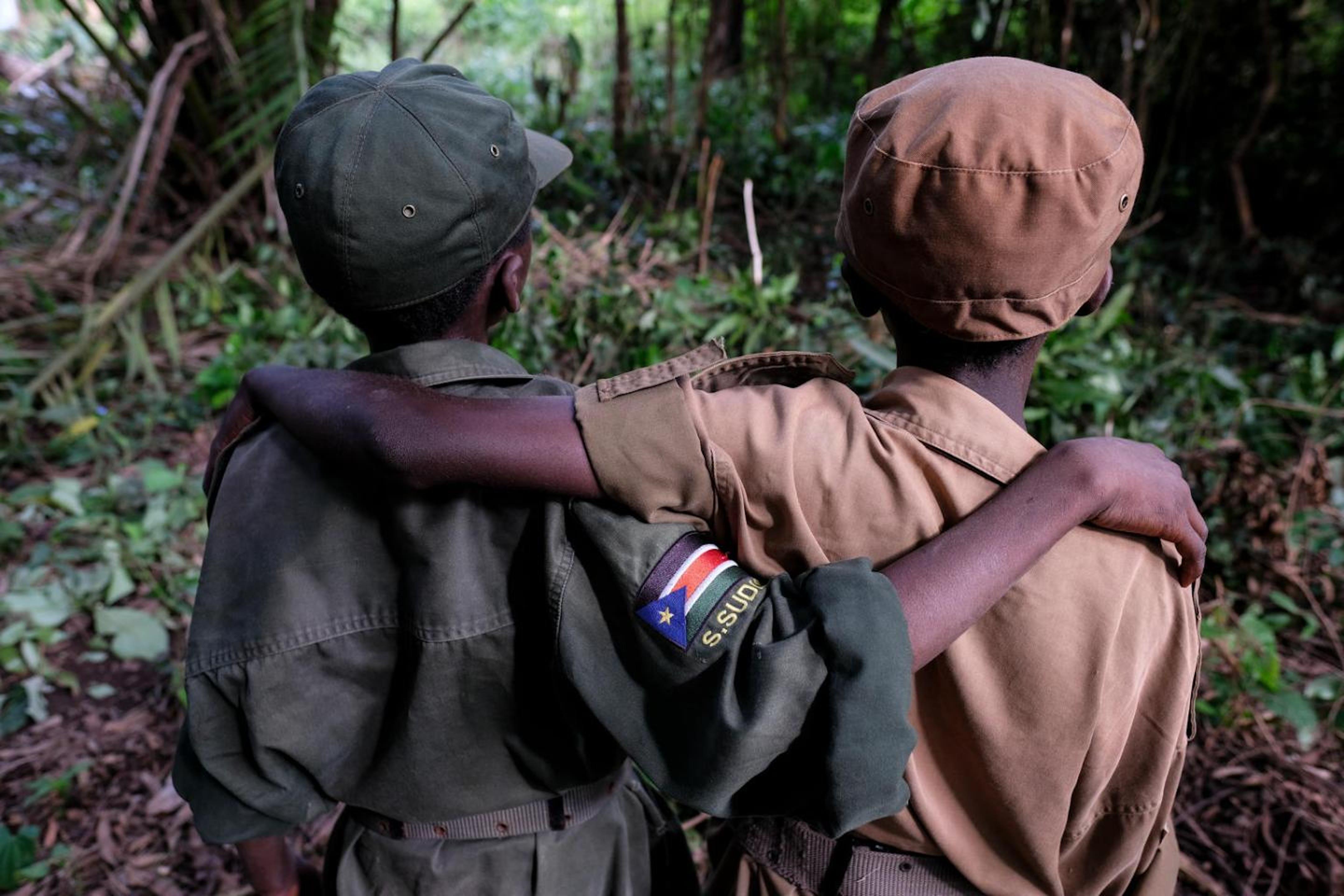 Bambini soldato @UNICEF/UN0202141/Rich