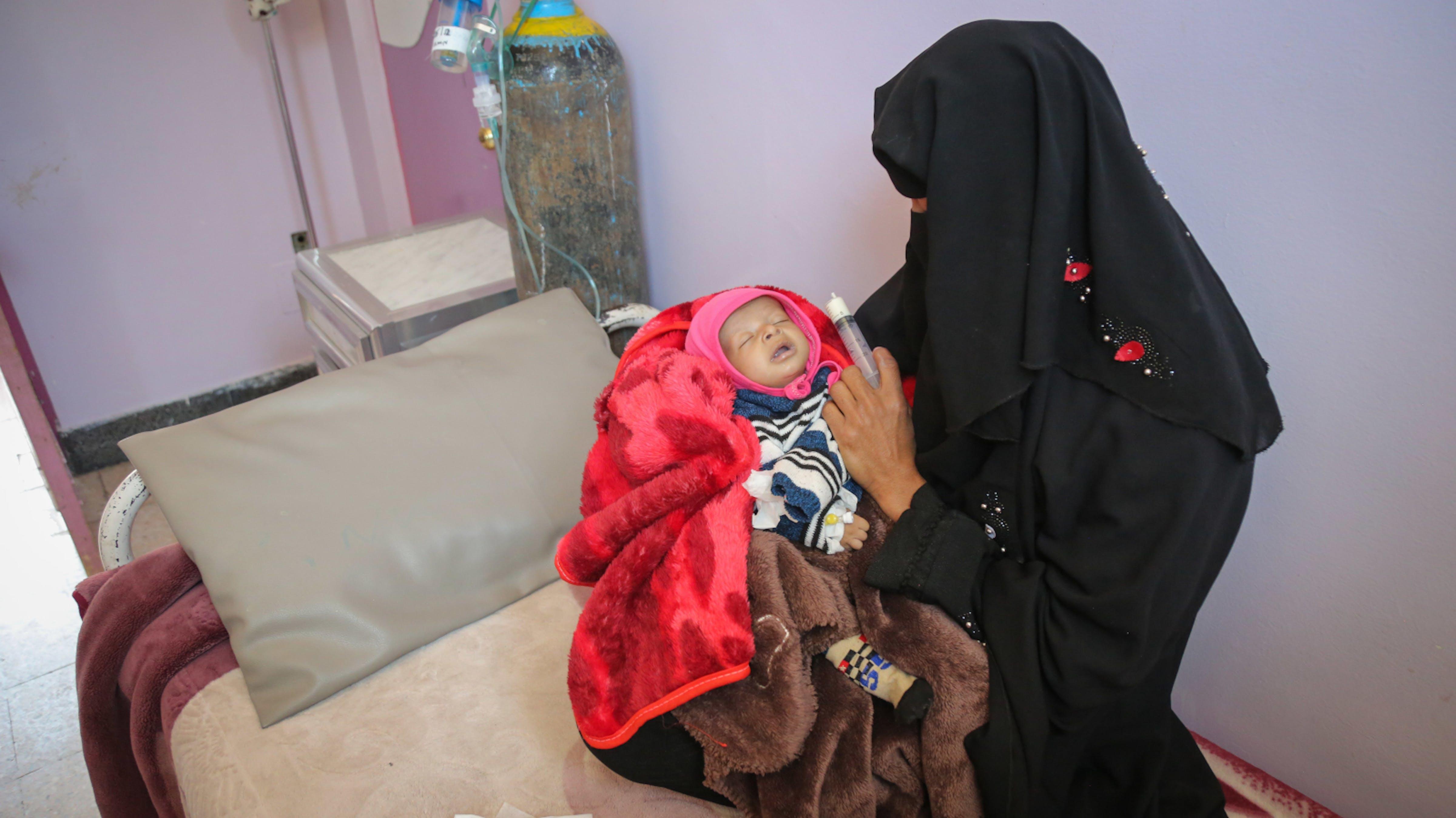 alimento terapeutico, yemen, malnutrizione