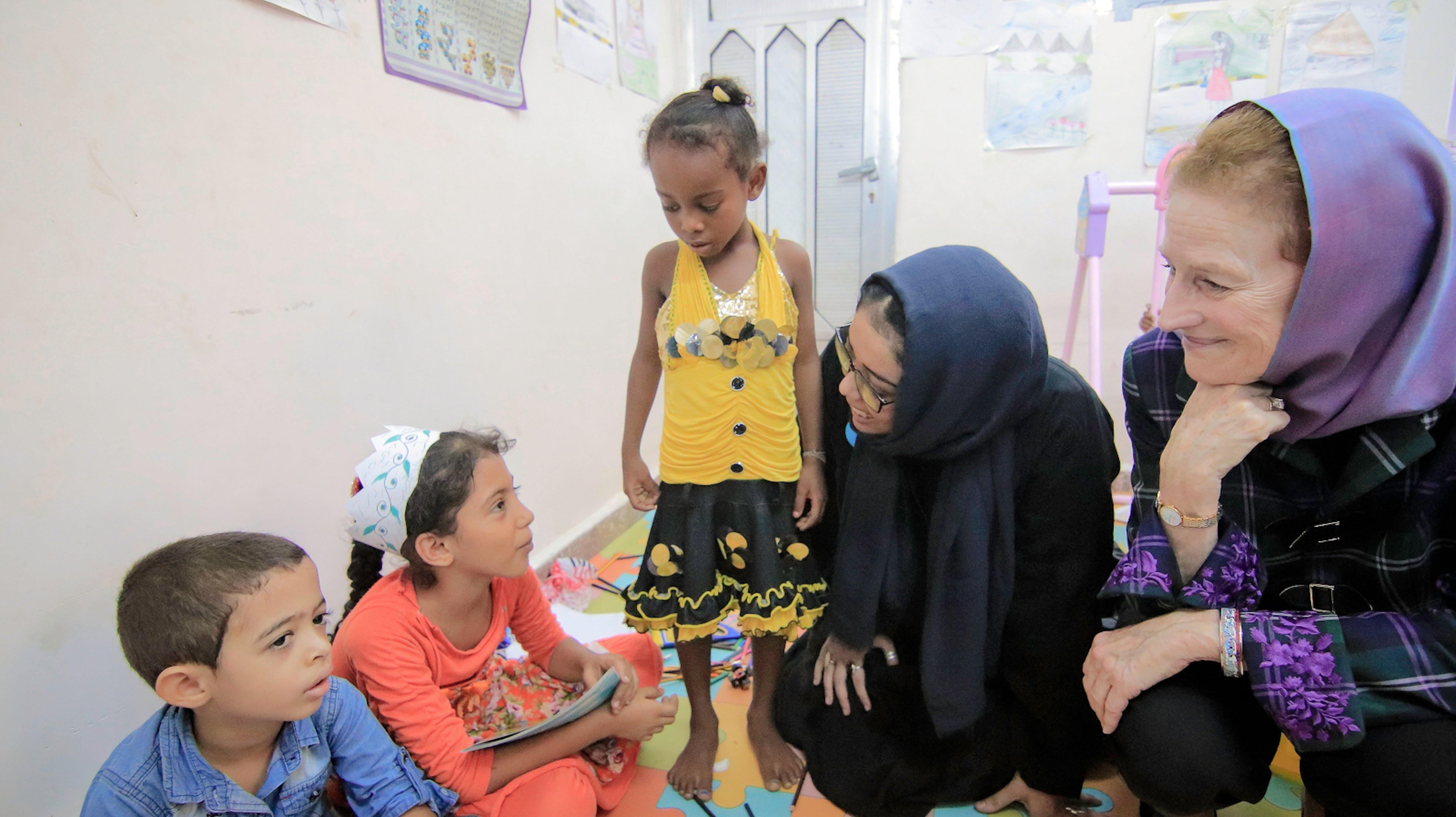 yemen, malnutrizione