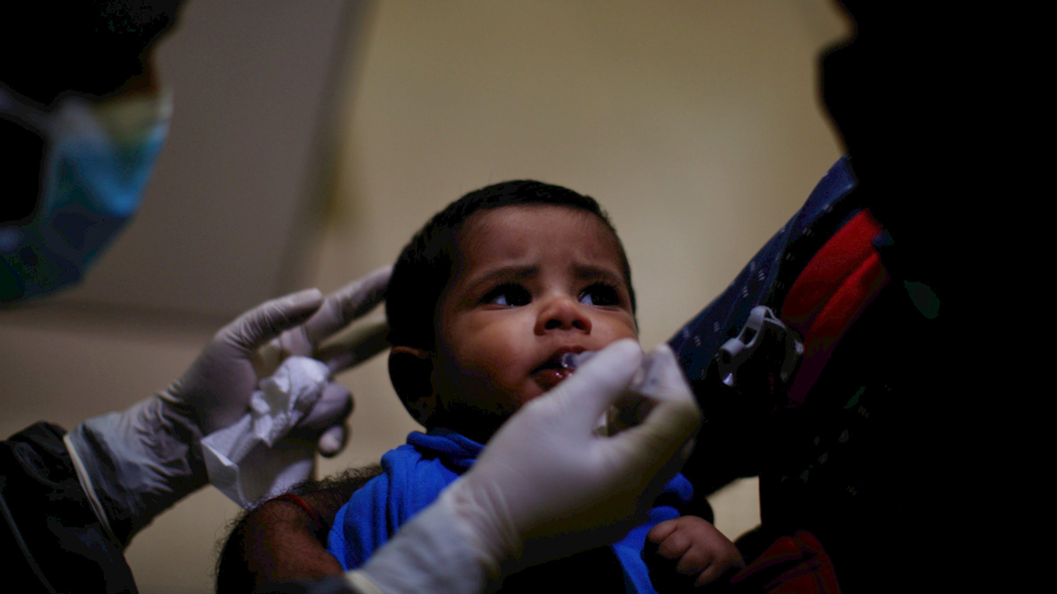 covid-19, asia maridionale, vaccinazione