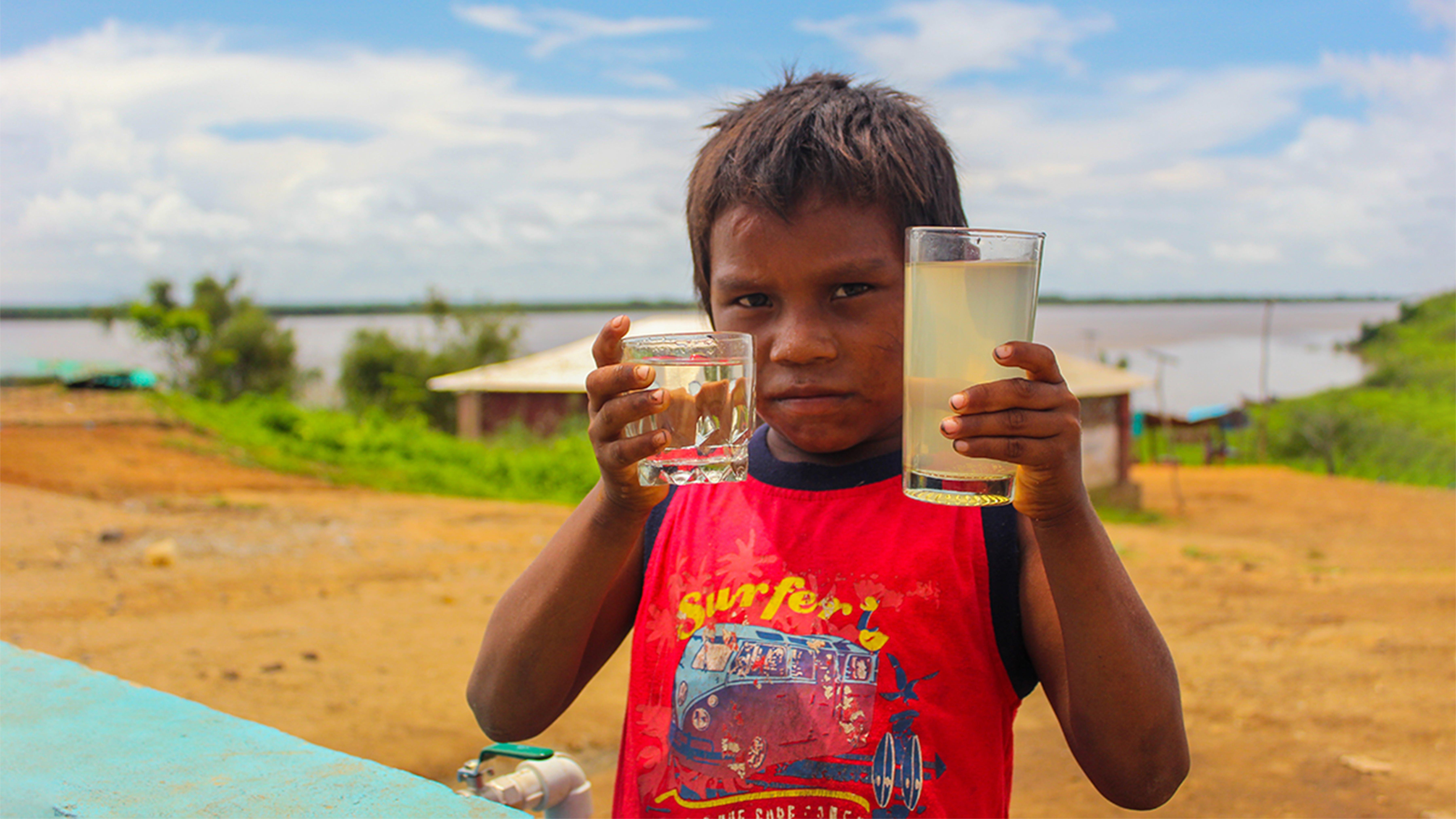 acqua, venezuela
