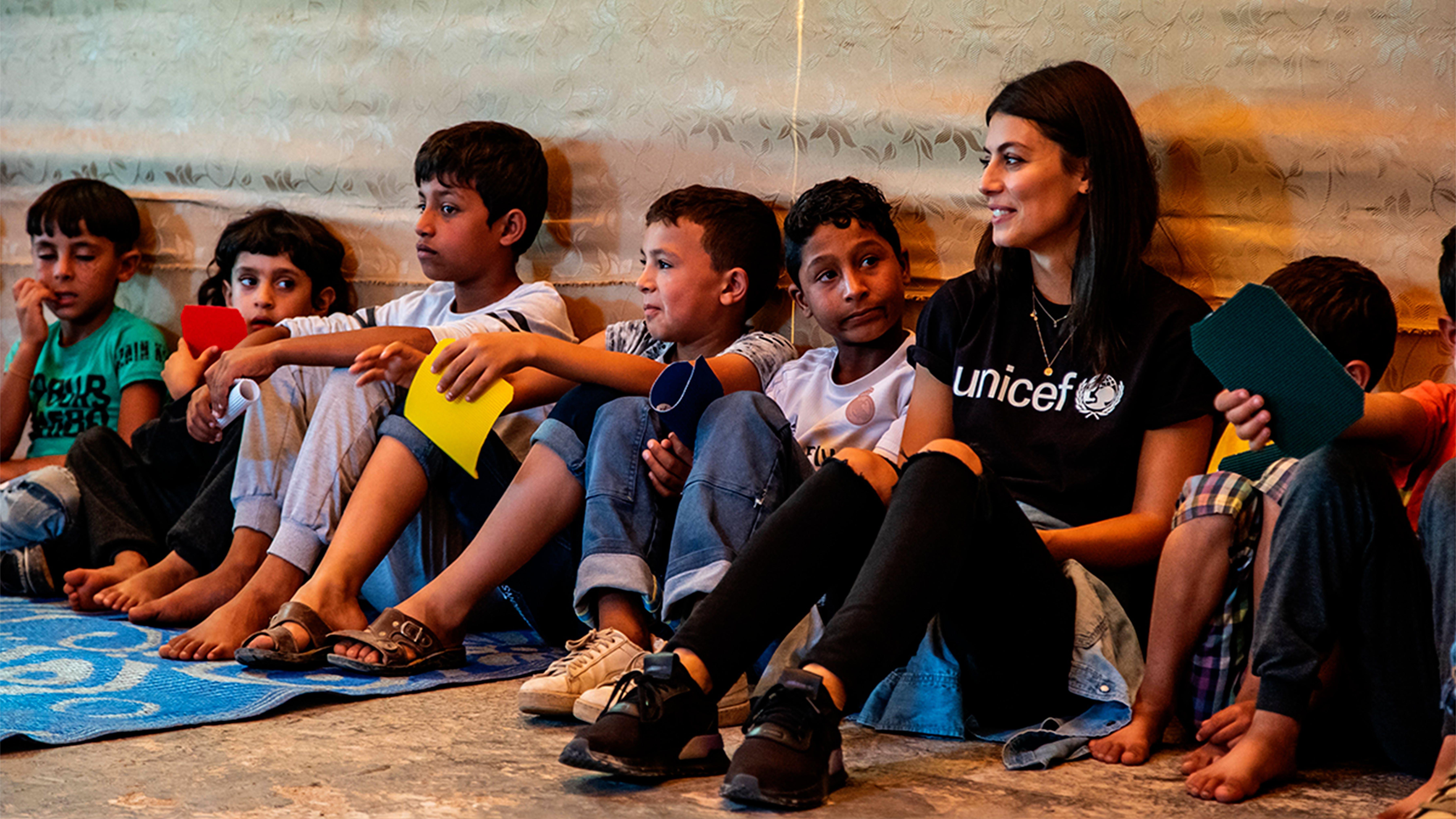 ambasciatore unicef, libano