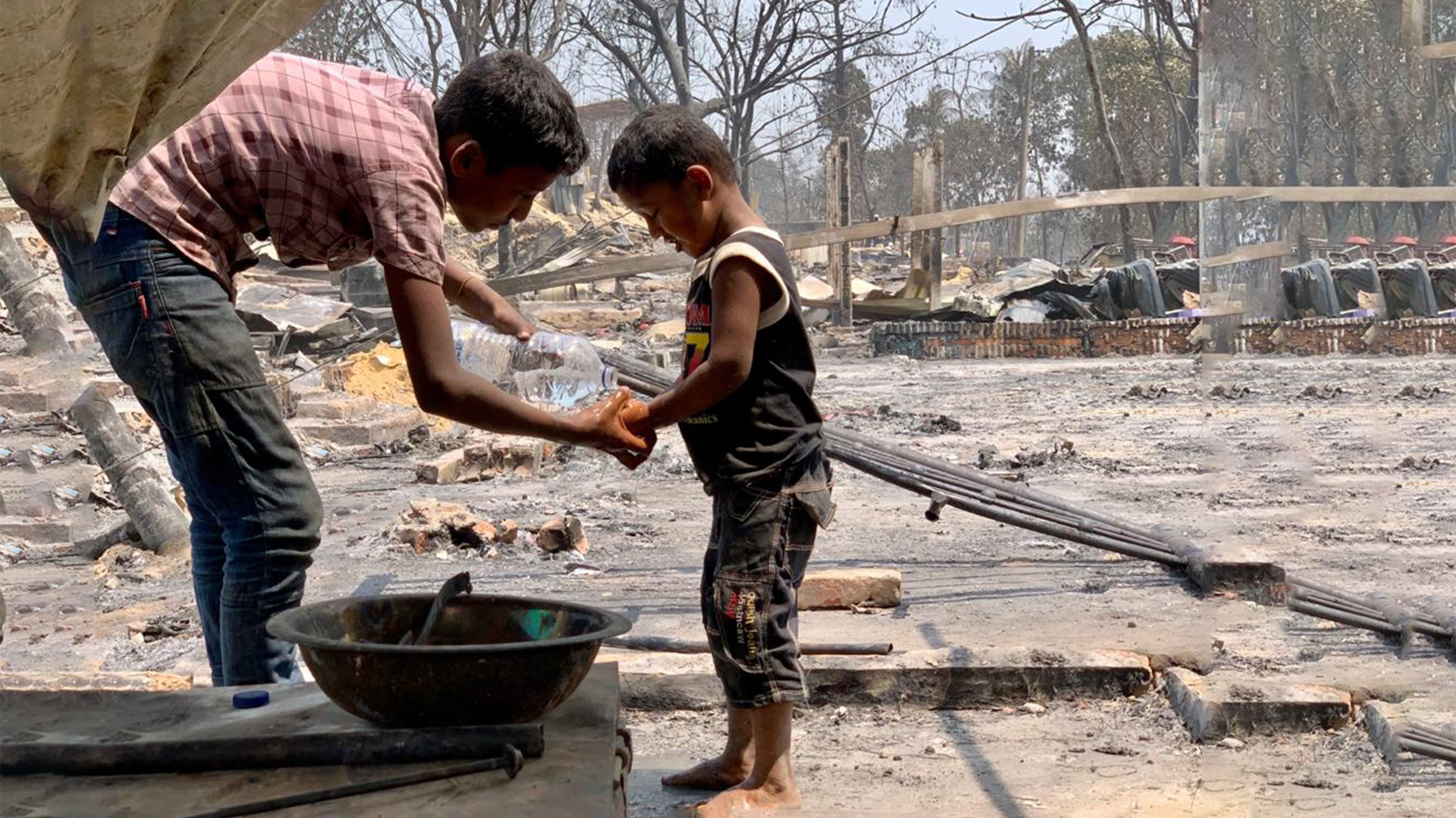 rohingya,bangladesh