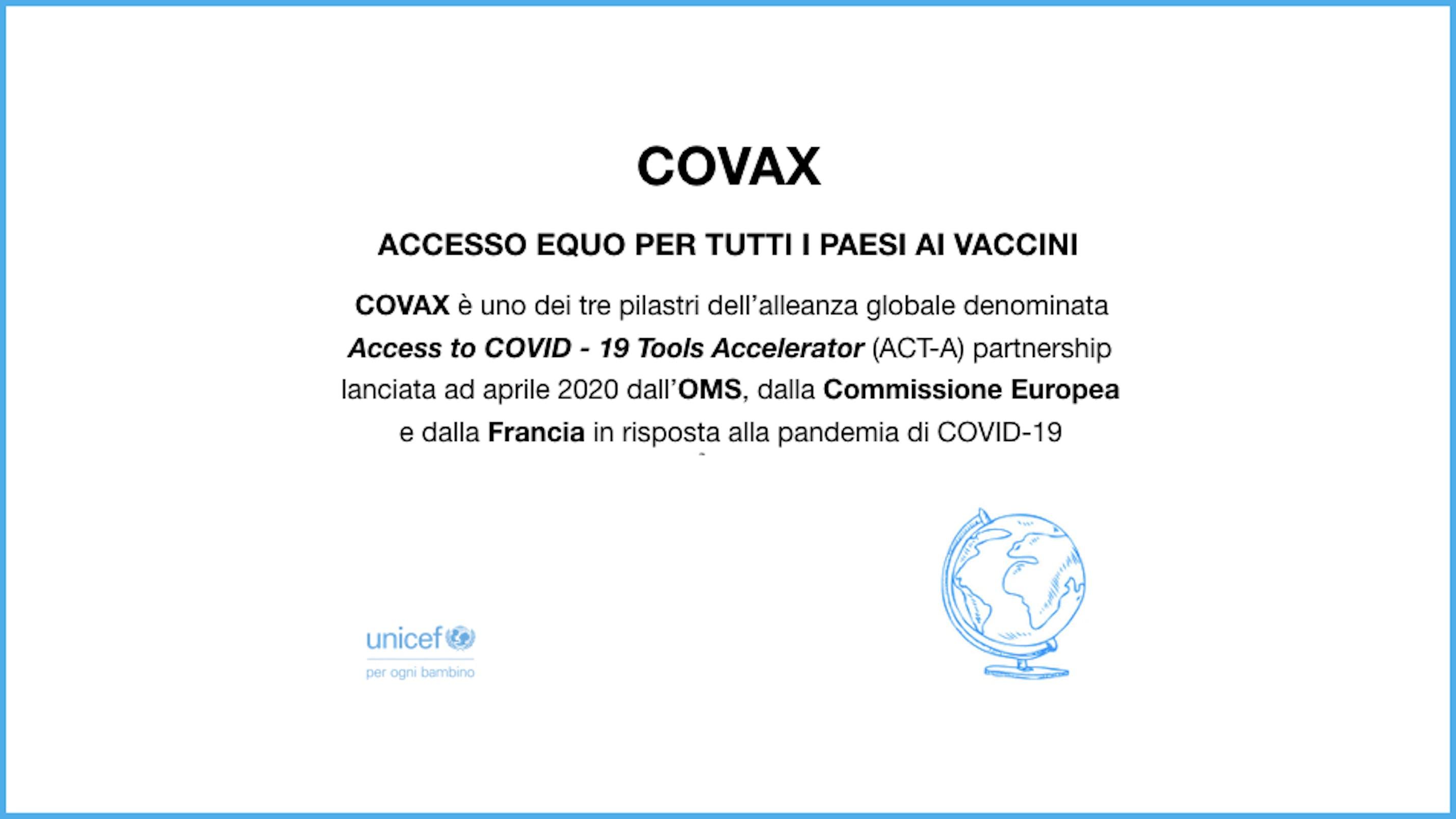 Covax 1