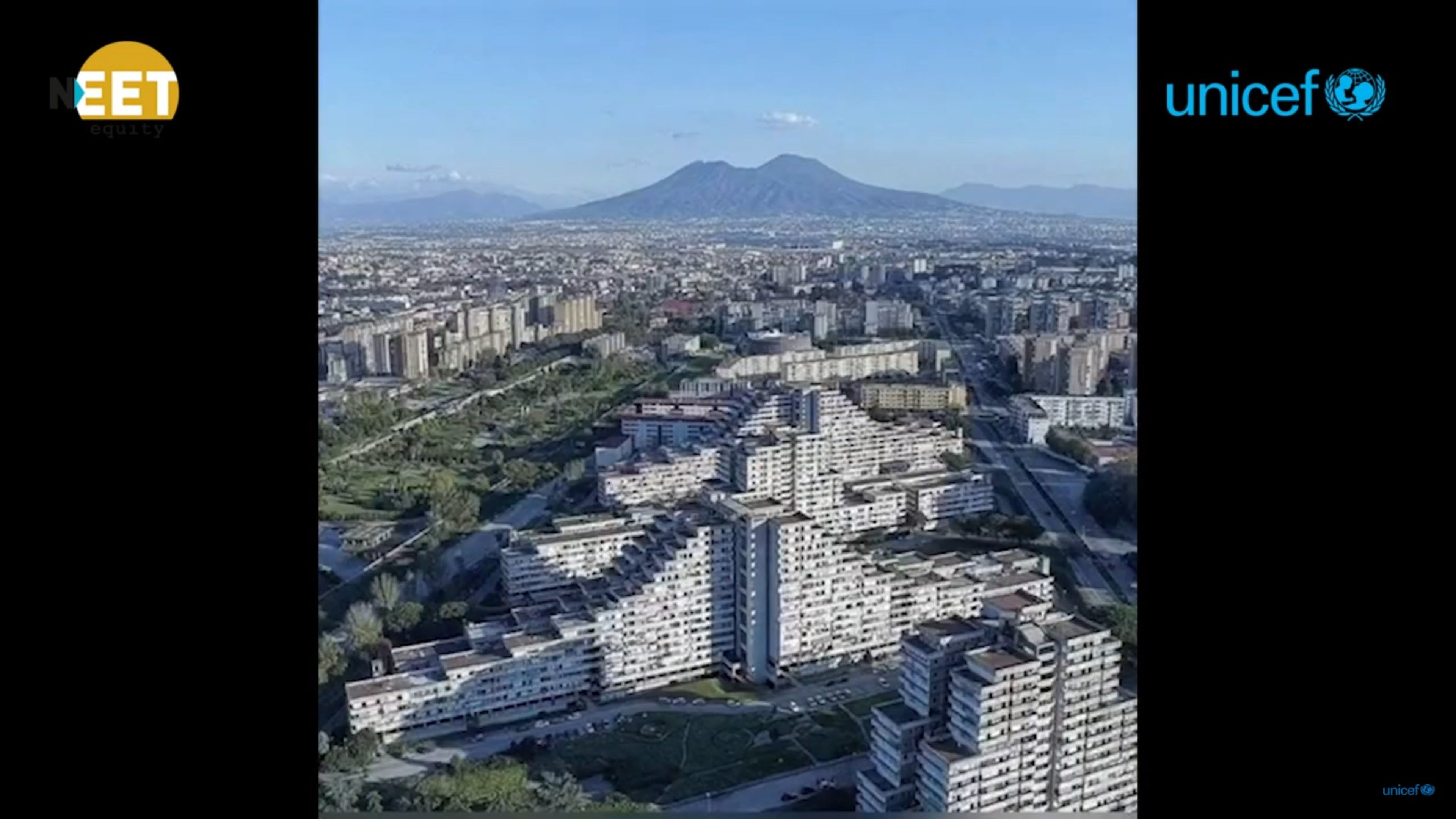 Video NEET -ripartiamo da qui, Napoli