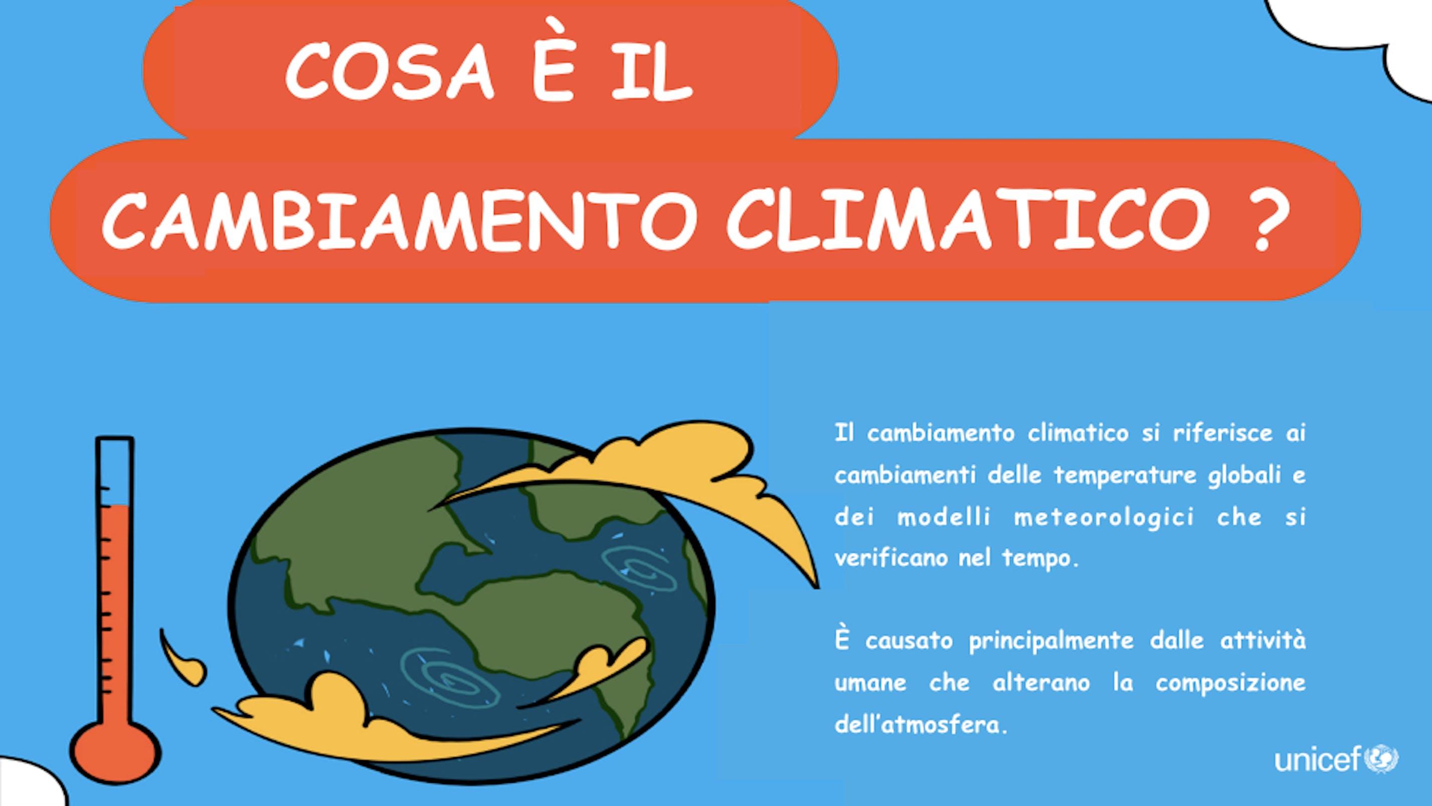 Azioni per il clima - infografiche 1