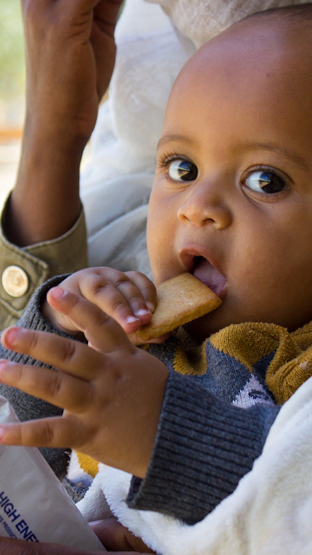 Salva i bambini malnutriti