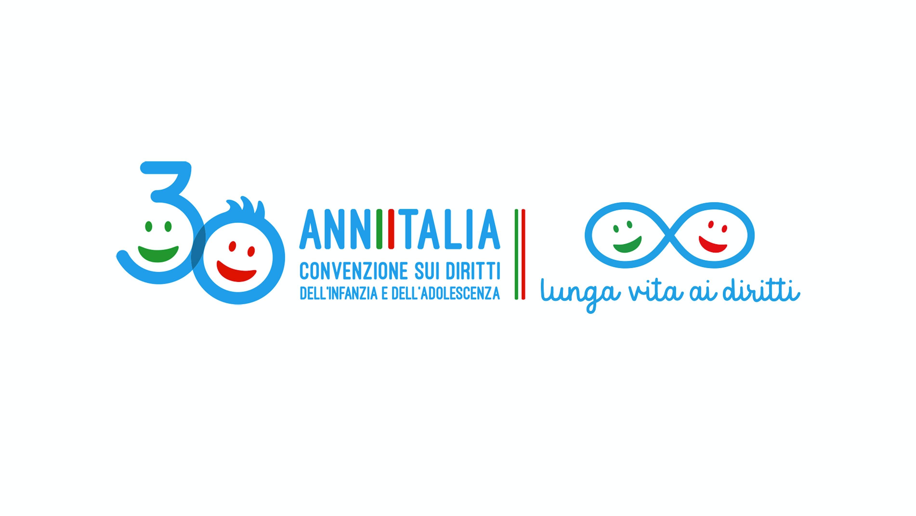 Logo 30 anni CRC Italia