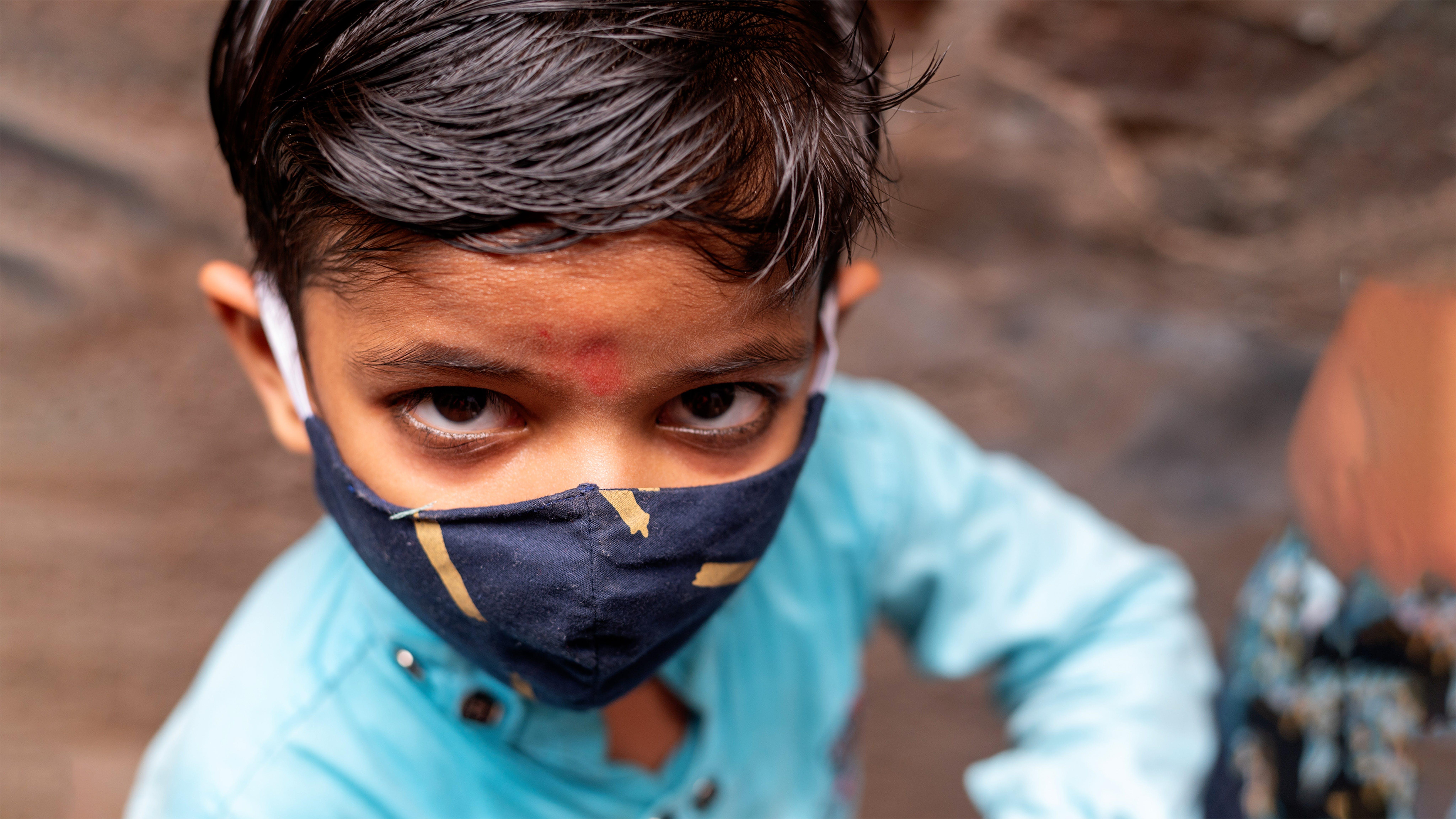 India, l'impatto della pandemia sui bambini