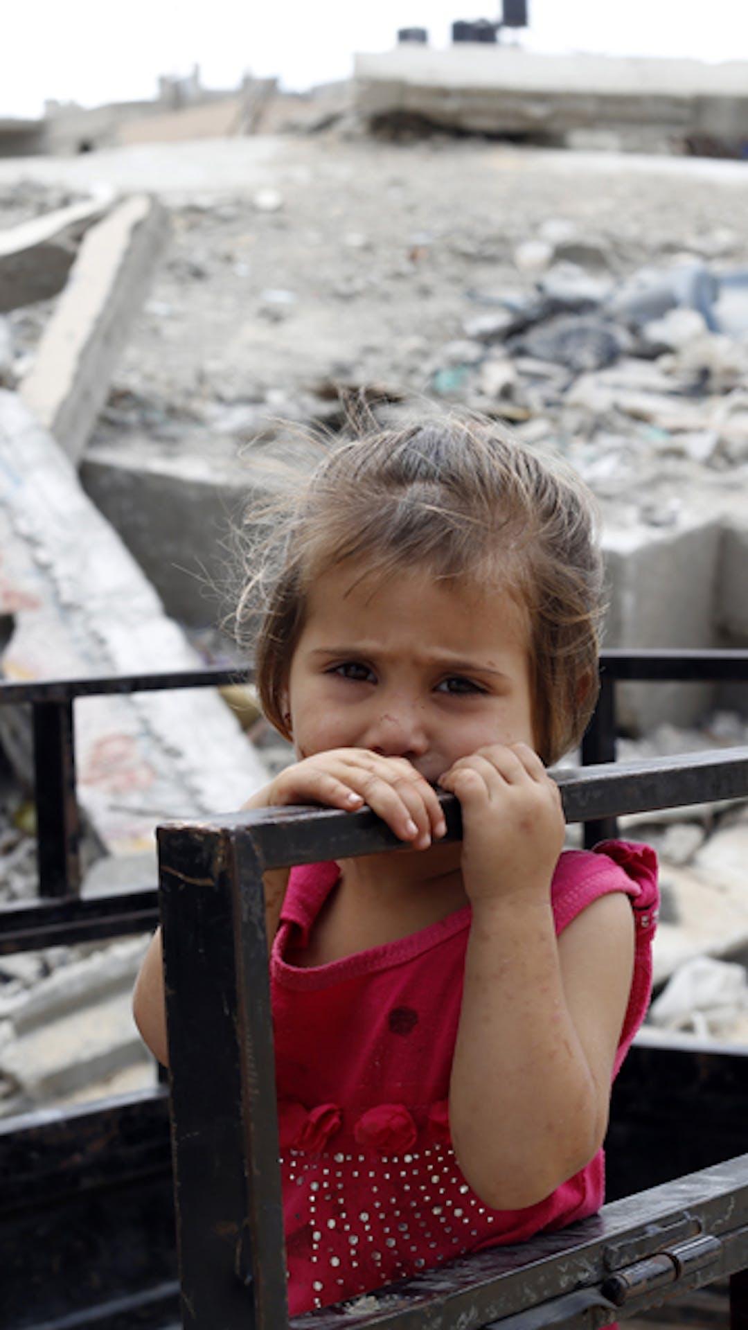 Emergenza Gaza - maggio 2021